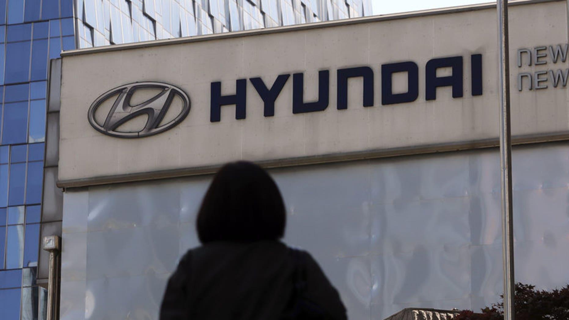 Hyundai in South Korea.