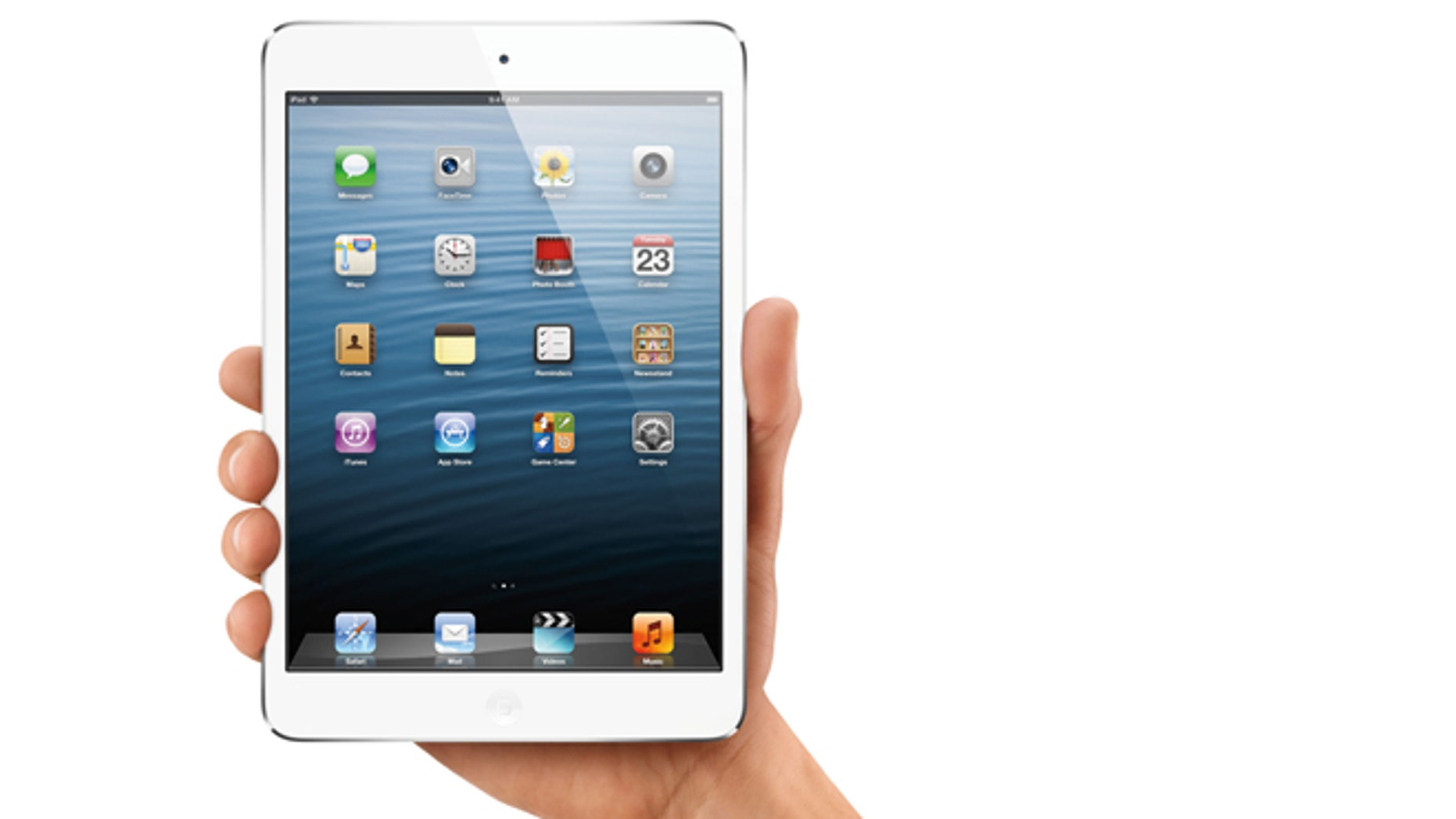 Oct. 23, 2012: Apple introduced the iPad mini, a new iPad design that is 23 percent thinner.