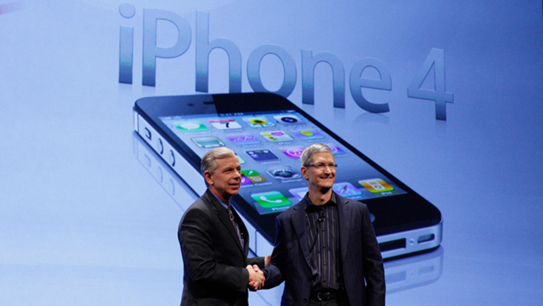Verizon May Limit iPhone Data Usage   Fox News