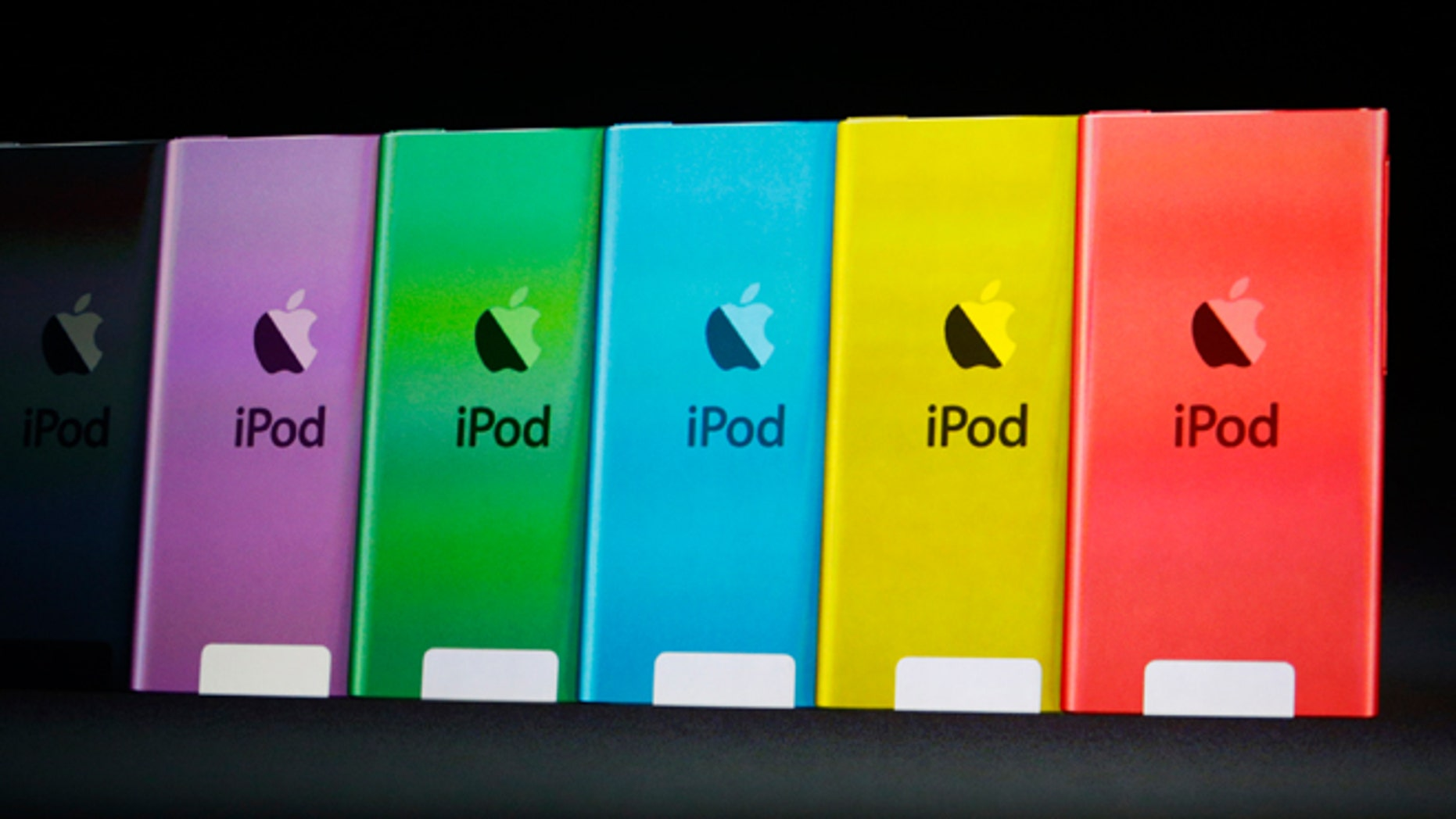 Nonprofit Music & Memory is seeking donations of devices like the iPod Touch, shown here. (REUTERS/Beck Diefenbach)
