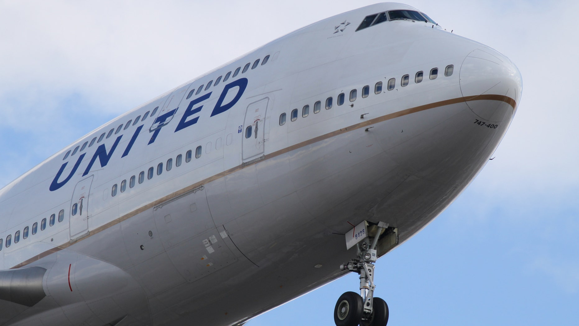 A United flight bound for Paris made an unscheduled stop in Dulles, Va., due to a passenger requiring medical assistance.