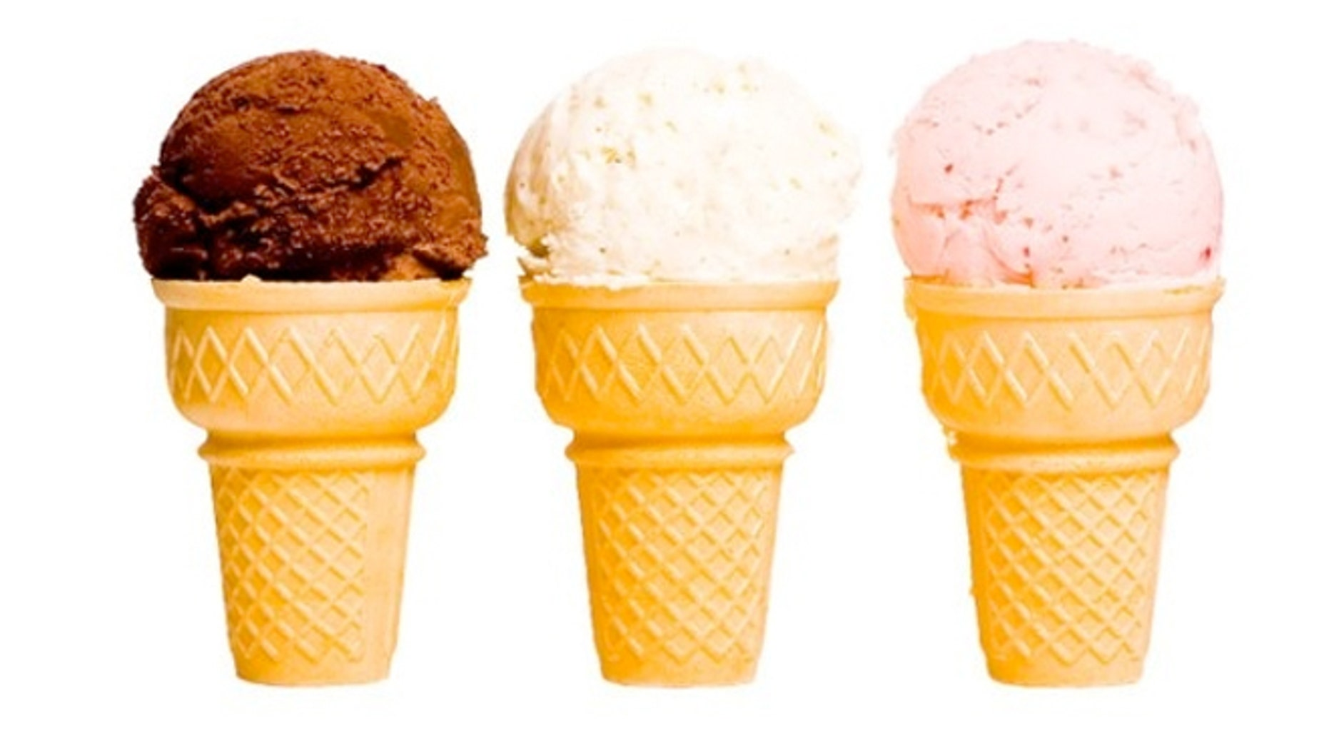What's the Scoop? ice cream parlor donates to a different organization each month.