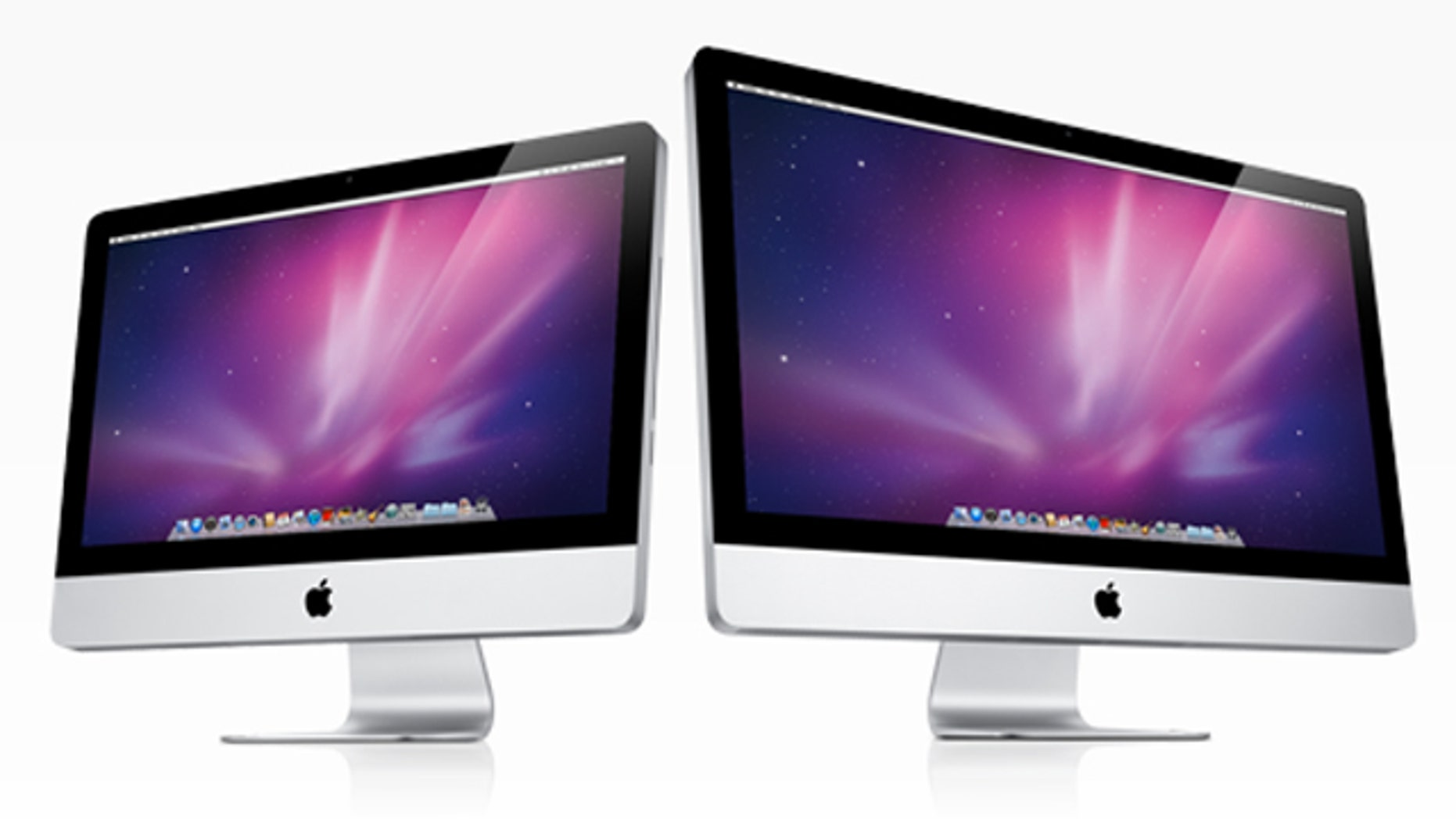 The new Apple iMac