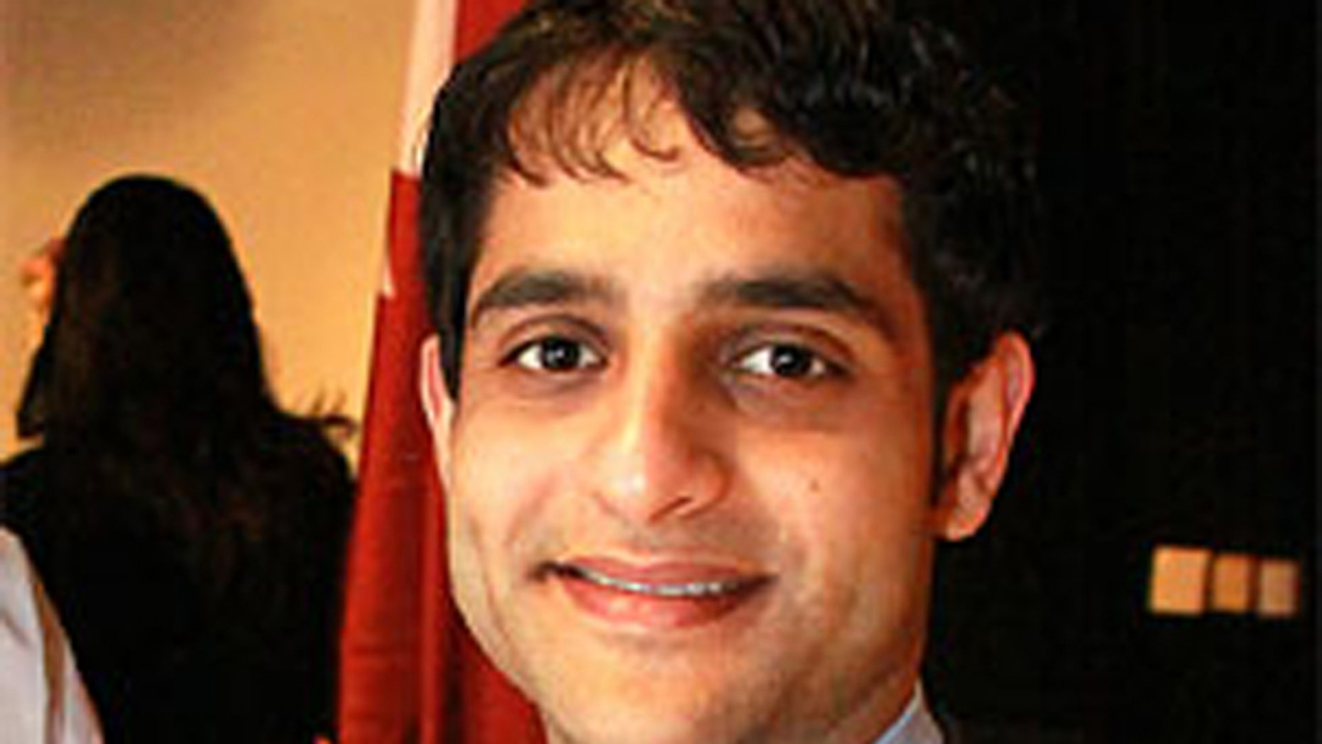 Qatari diplomat Mohammed Al-Madadi (Washington Life)