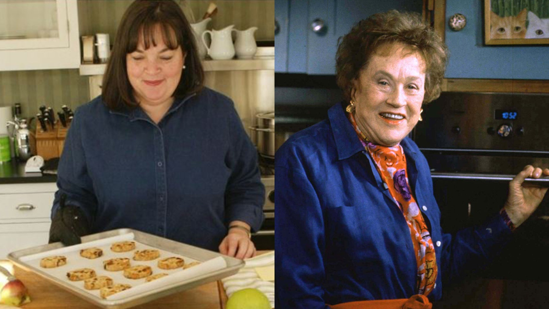 "Celebrity chef Ina Garten declared on Food Network's ""Cook Like a Pro"" that chicken does not need to be washed before roasting – siding with Pepin."