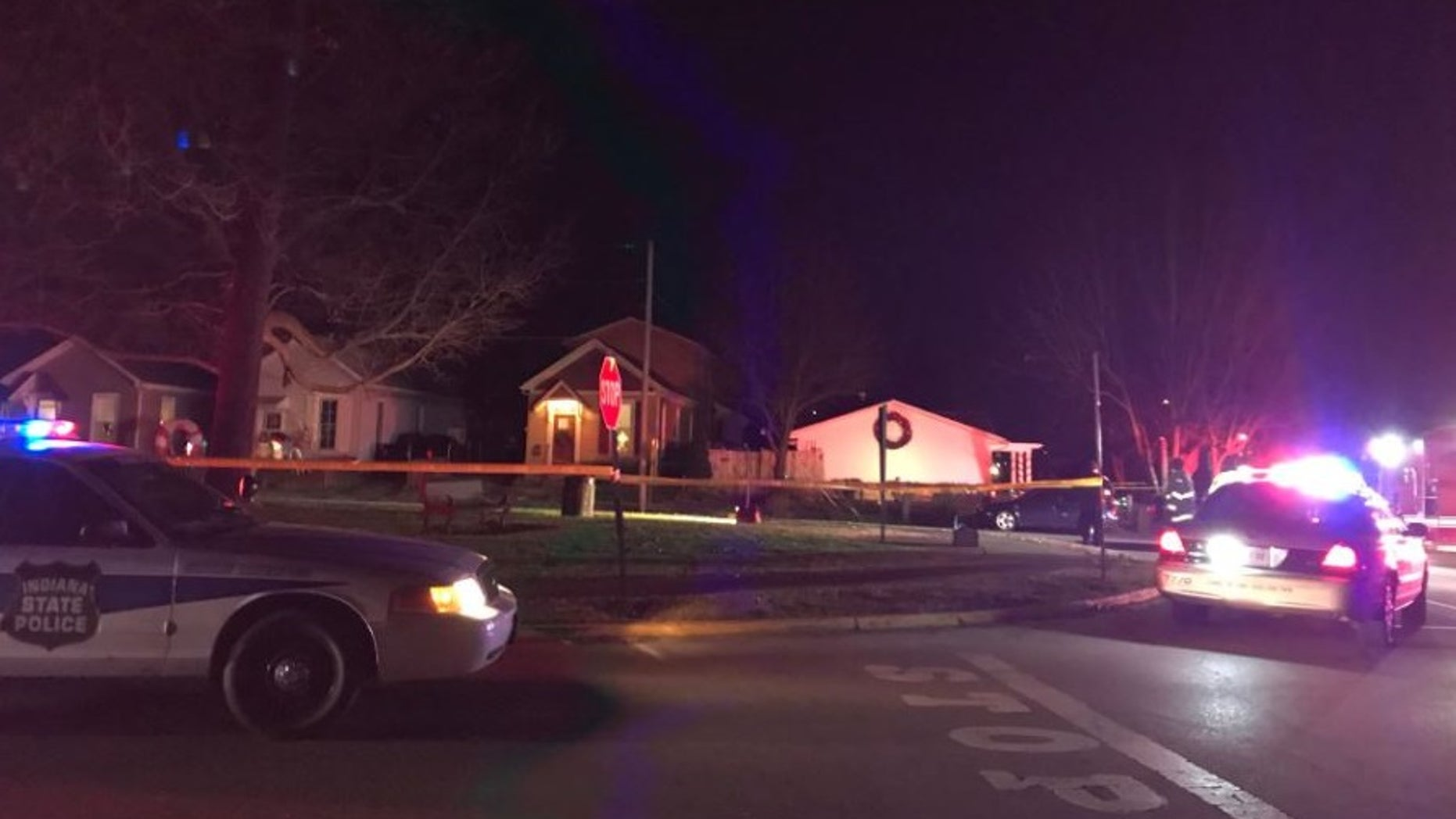 An Indiana State Police trooper is expected to survive after he was shot in the head Tuesday night, authorities said.