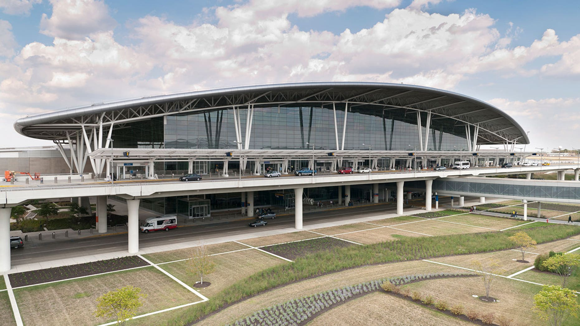 The Indianapolis International Airport said operations were briefly delayed on Thursday.