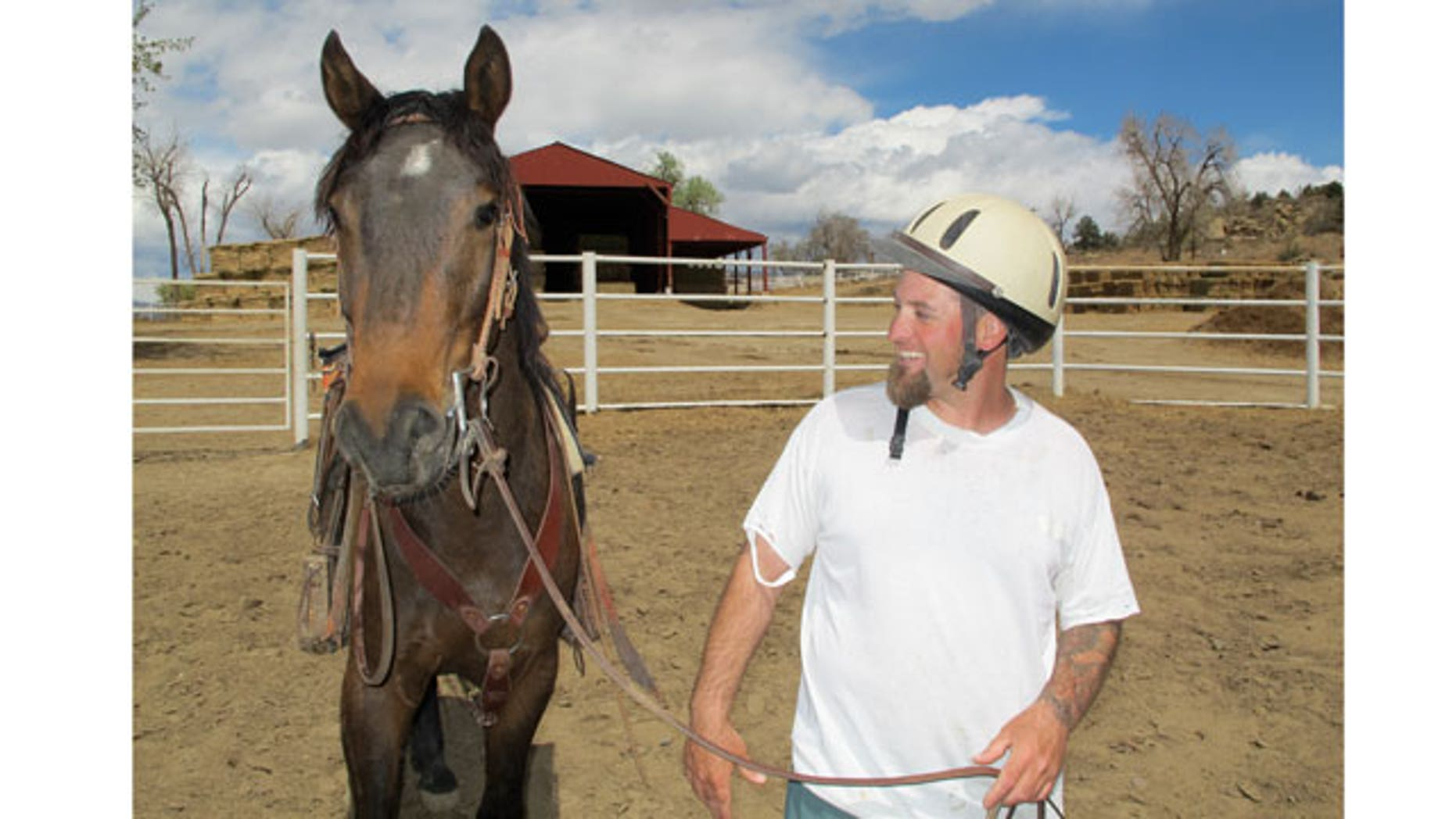 James Hershey, Prison Inmate and Horse Trainer