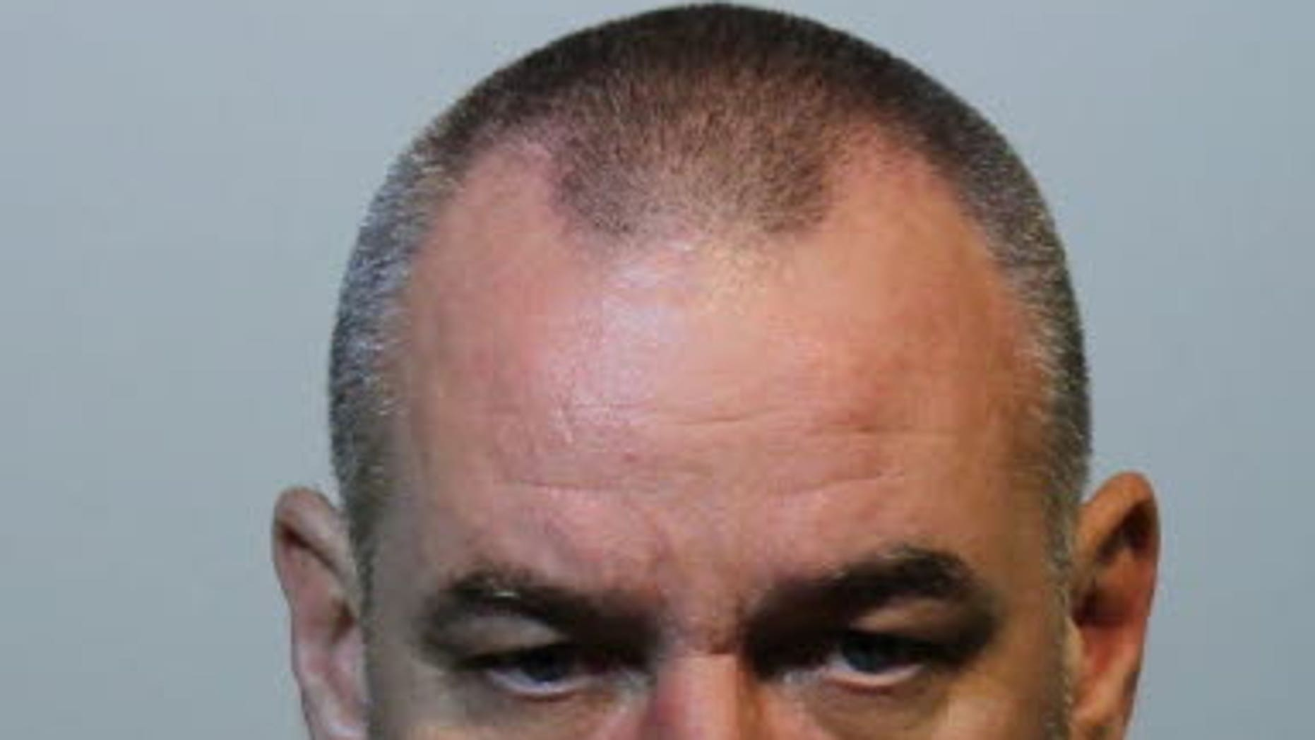 Michael Watters, 48, was arrested Sunday after allegedly stealing identities from several people.