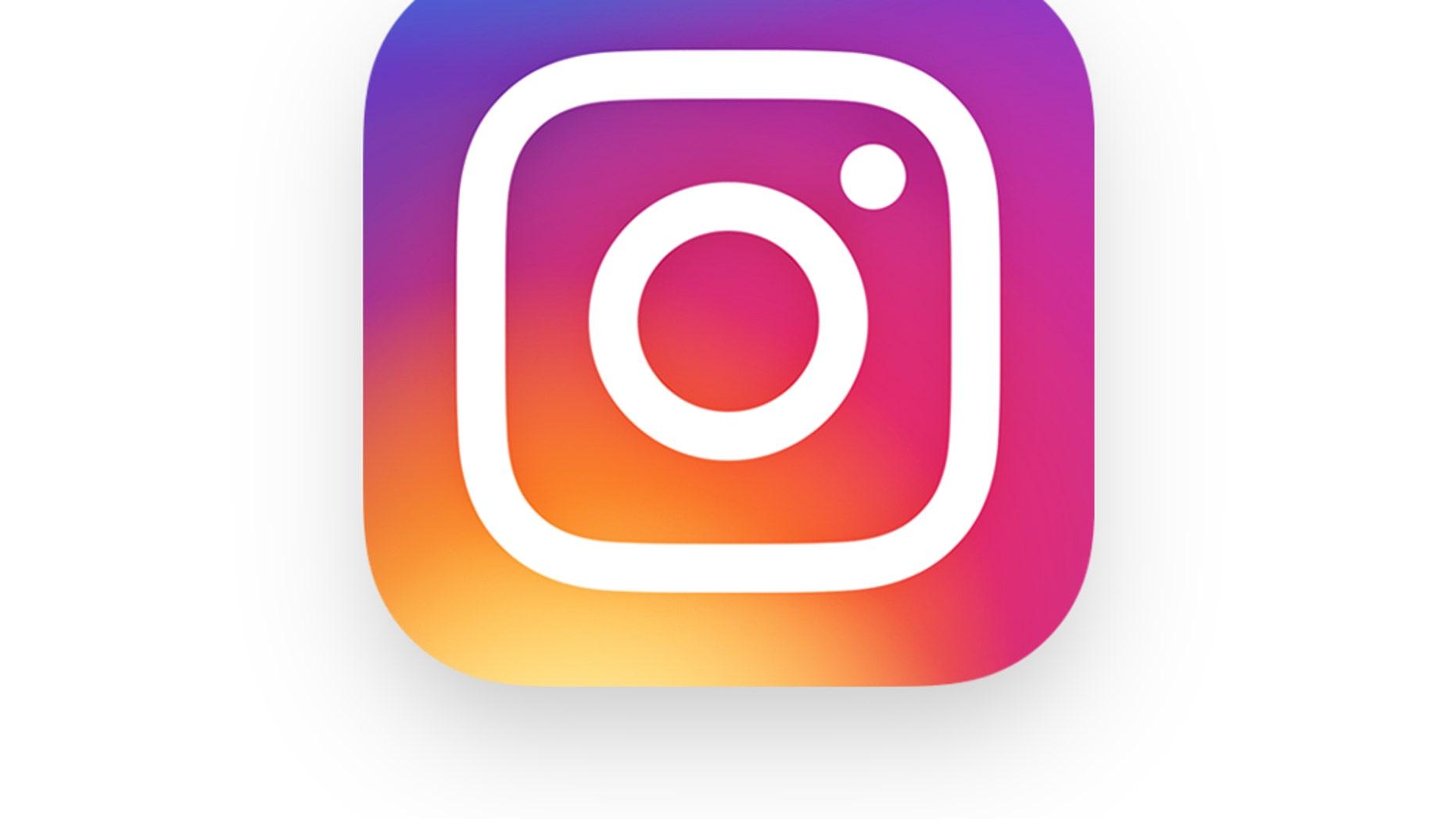 Instagram's new icon. (Instagram)