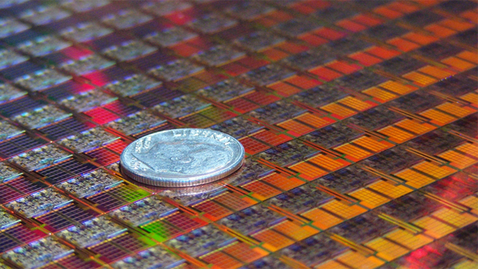 Intel still manufactures it's chips in the US.