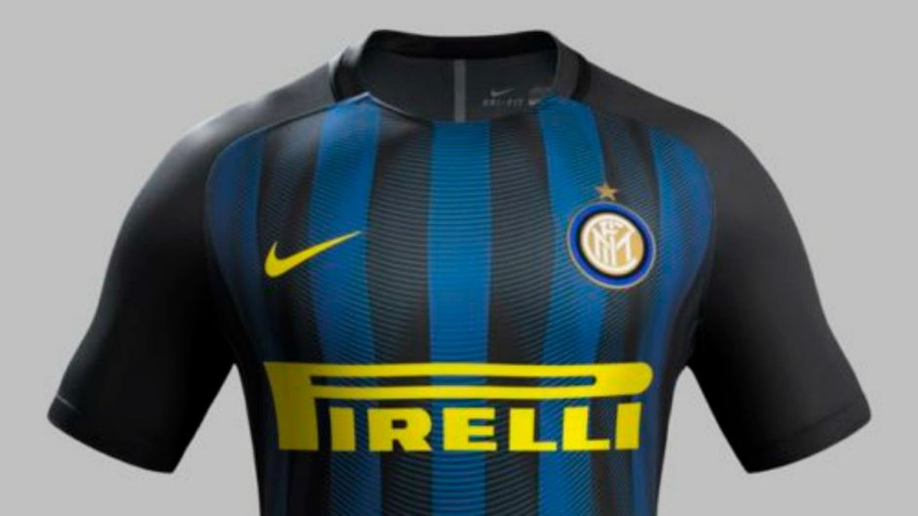 sale retailer 706c7 4db81 Check out Inter Milan's gorgeous new kits | Fox News