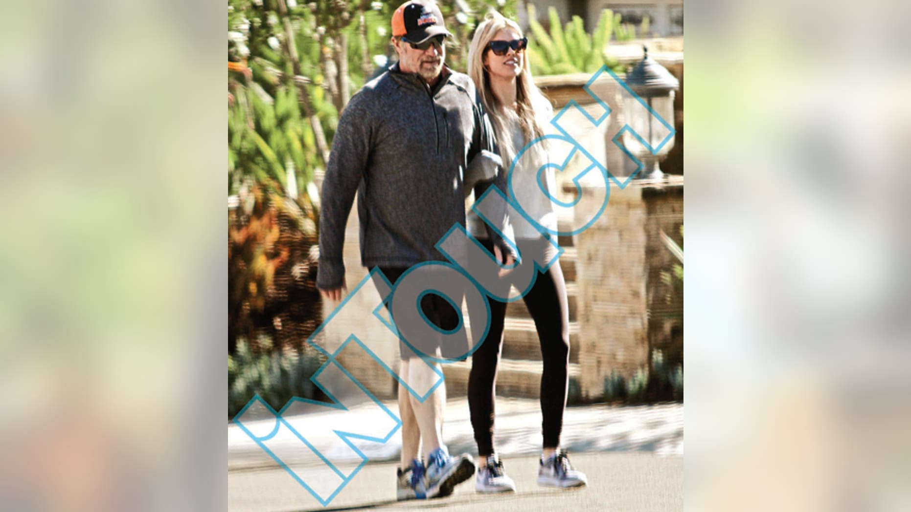 EXCLUSIVE: Christina El Moussa was spotted today walking with a new man. It's the first time the Flip or Flop star has been seen with another man since her divorce from Tarek El Moussa was announced in December. Early reports are that the pair are an item and that the new man's name is Gary. 26 Jan 2017 Pictured: Christina El Moussa, Gary. Photo credit: APEX / MEGA TheMegaAgency.com +1 888 505 6342