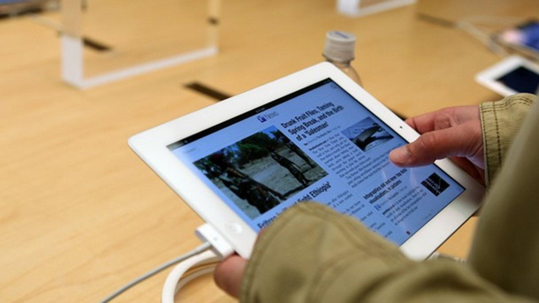 Is an 'iPad mini' coming this fall?