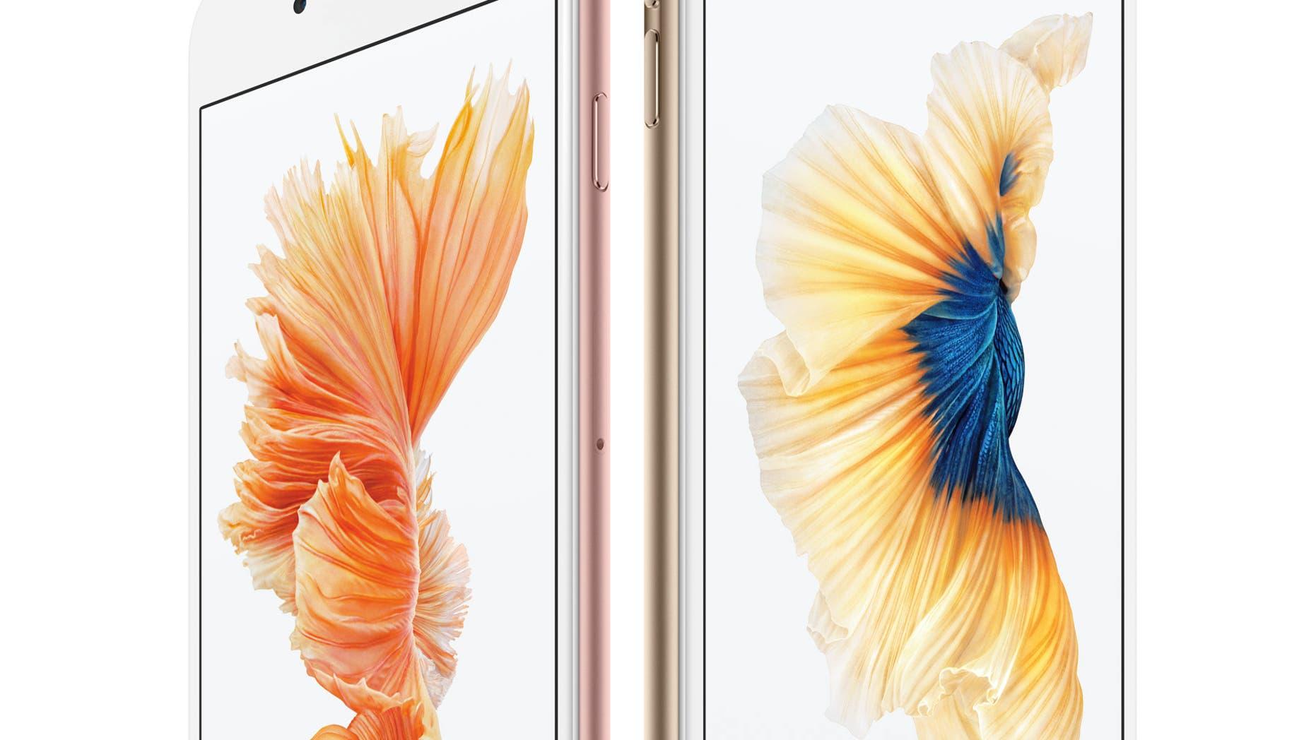 iphone 6s. (Apple)