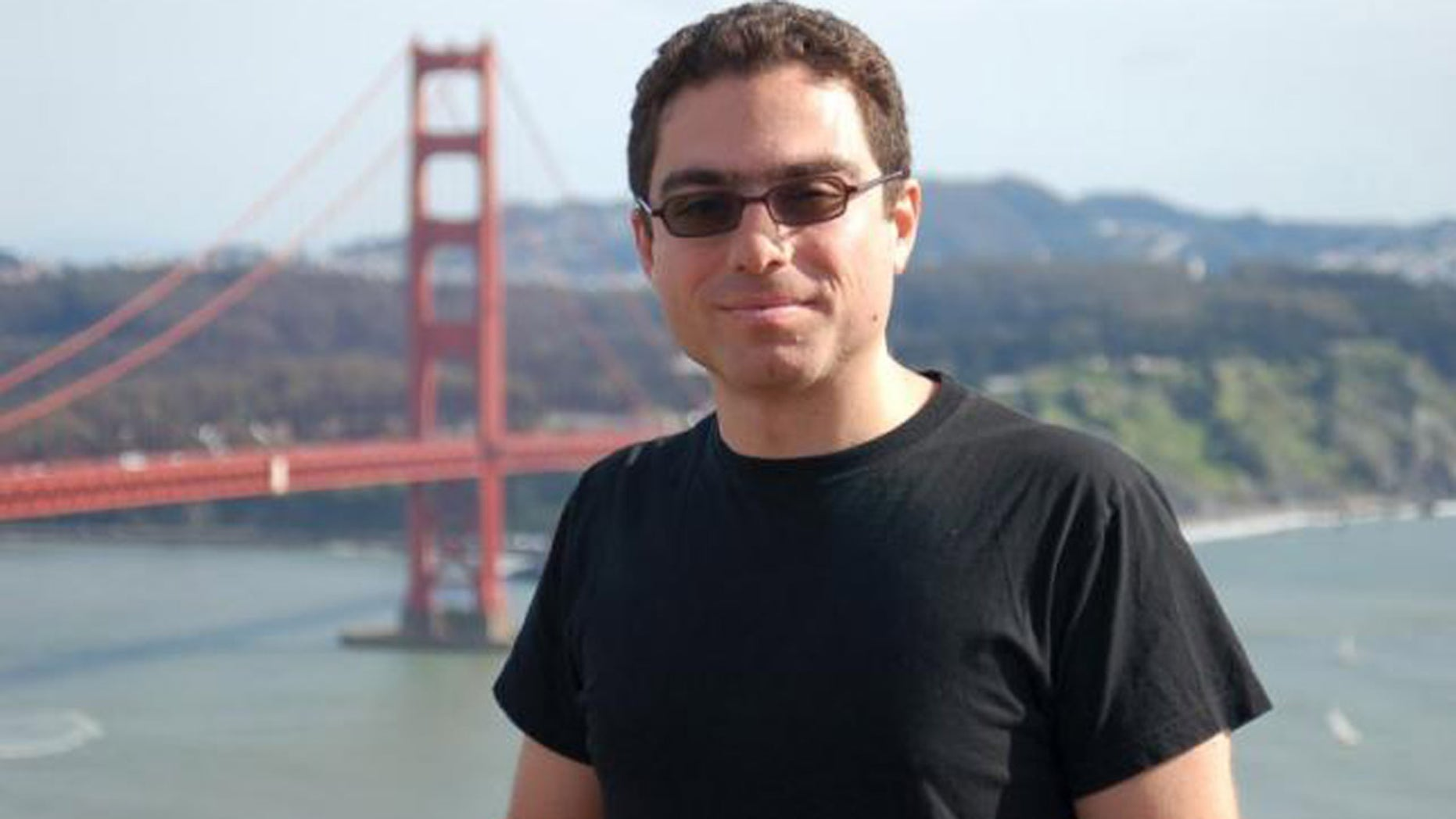 This 2006 photo shows Iranian-American consultant Siamak Namazi, who has been held in Iran since October (Family photo)