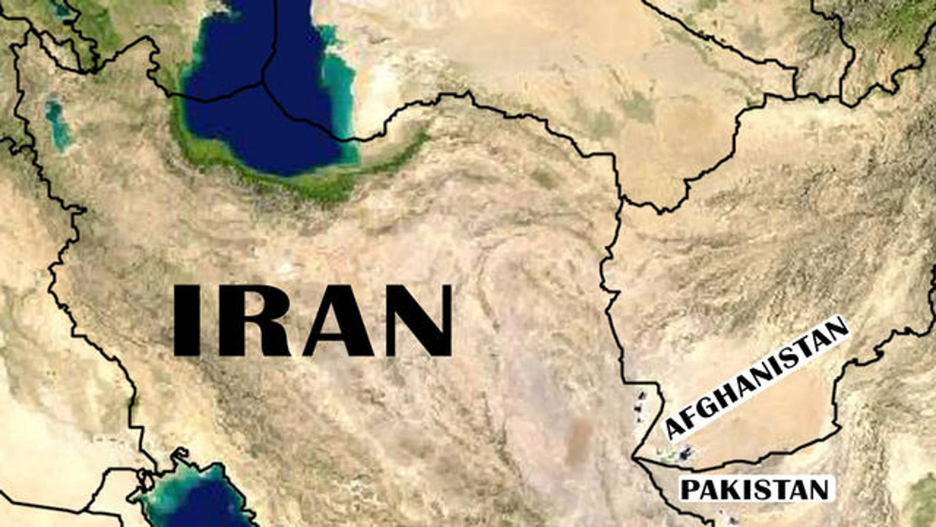 Three dead in Iran terror attack