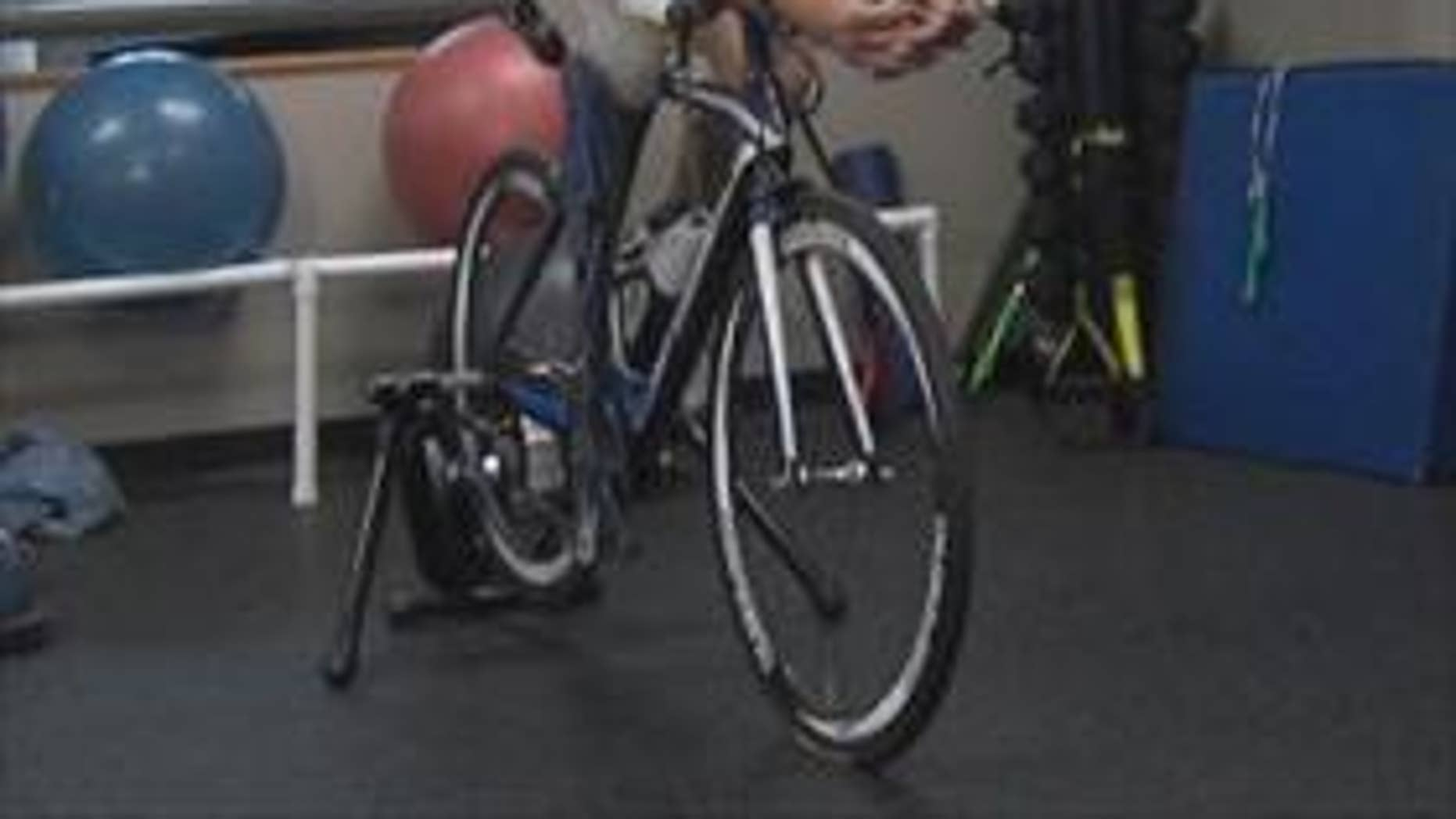 Amputee, Jeff Glasbrenner trains for his 8th Ironman in 8 months