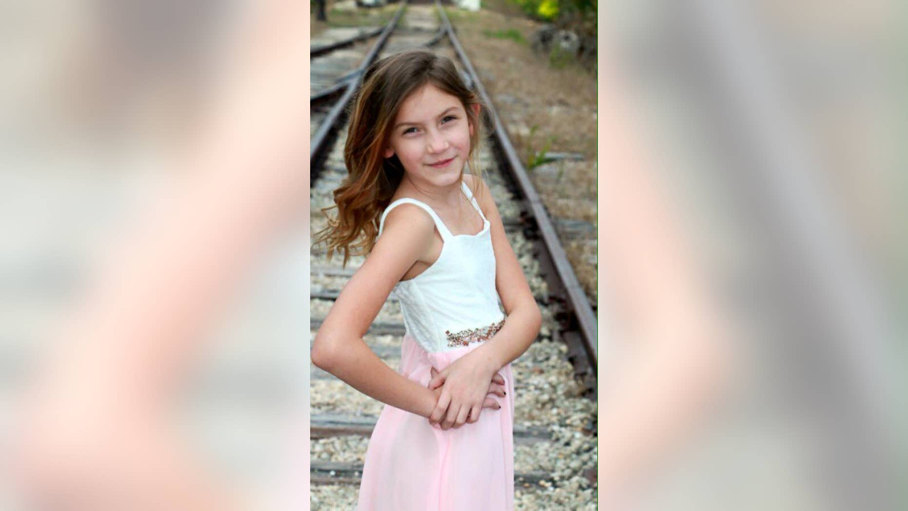Isabella Mading, 10, died Saturday, Feb. 6, after a battle with brain cancer linked to the inherited condition Lynch syndrome.
