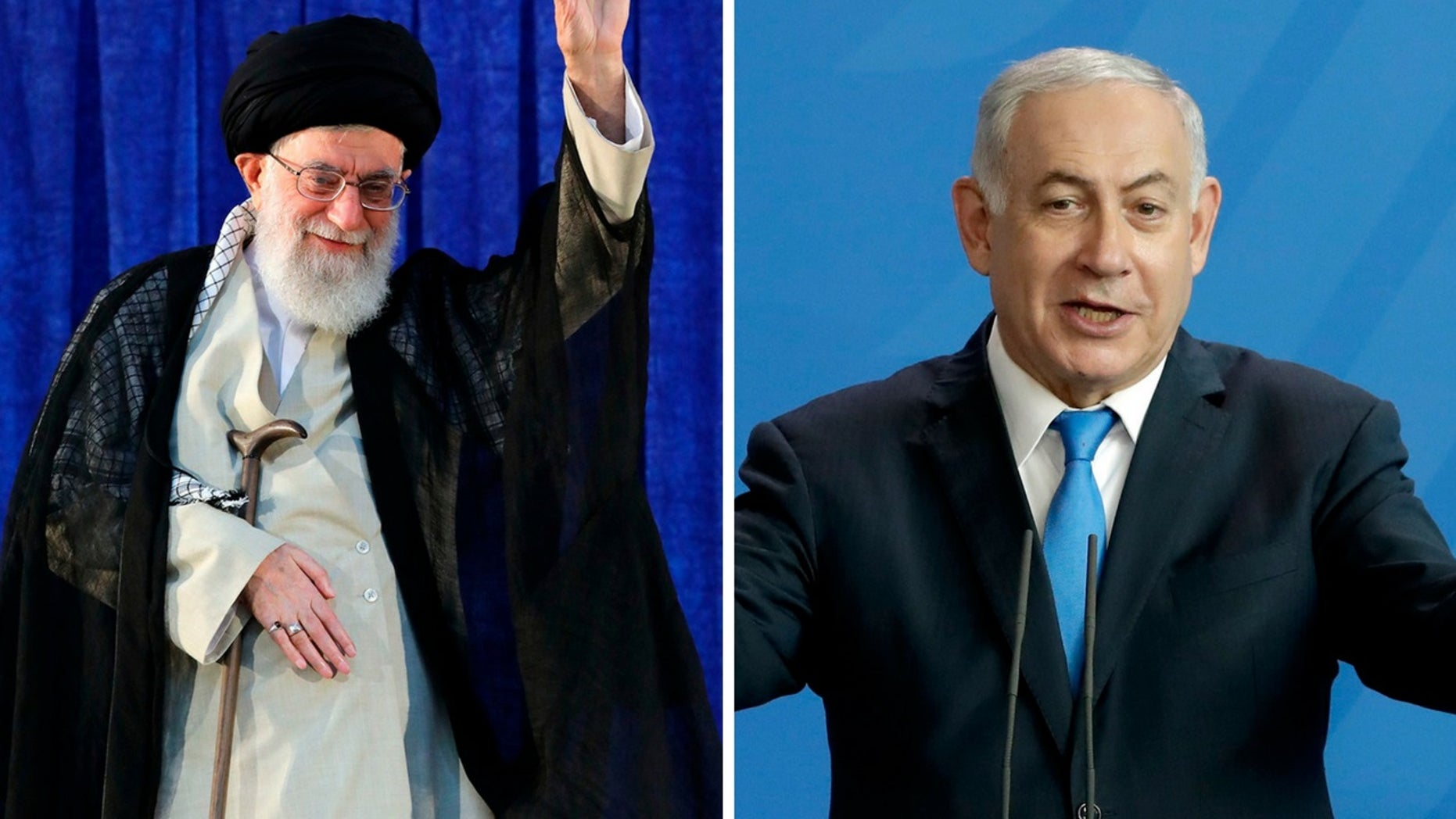 "Israel responded to Iran's top leader, Ayatollah Ali Khamenei's threatening tweet on Sunday with a ""Mean Girls"" GIF."