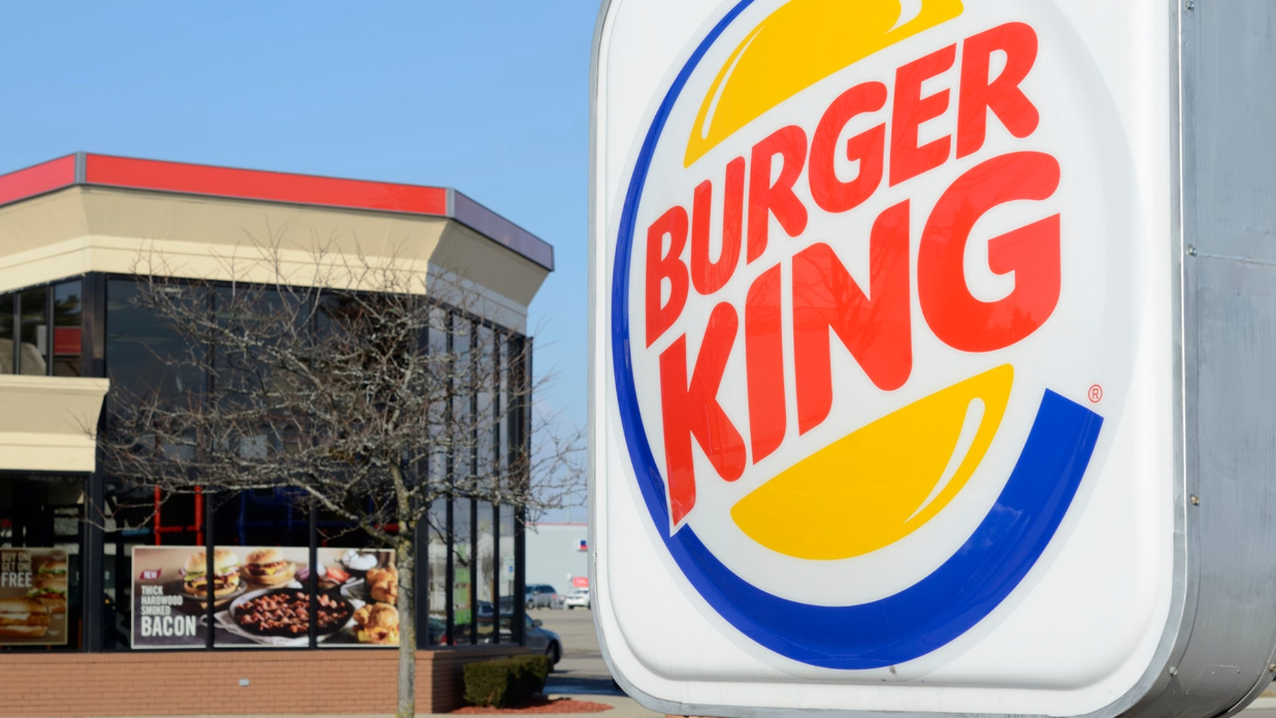 A Burger King employee was filmed committing several health code violations.