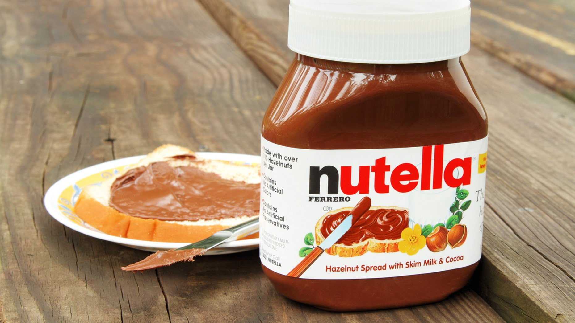 Nutella's secret recipe change is outed, and fans are furious.