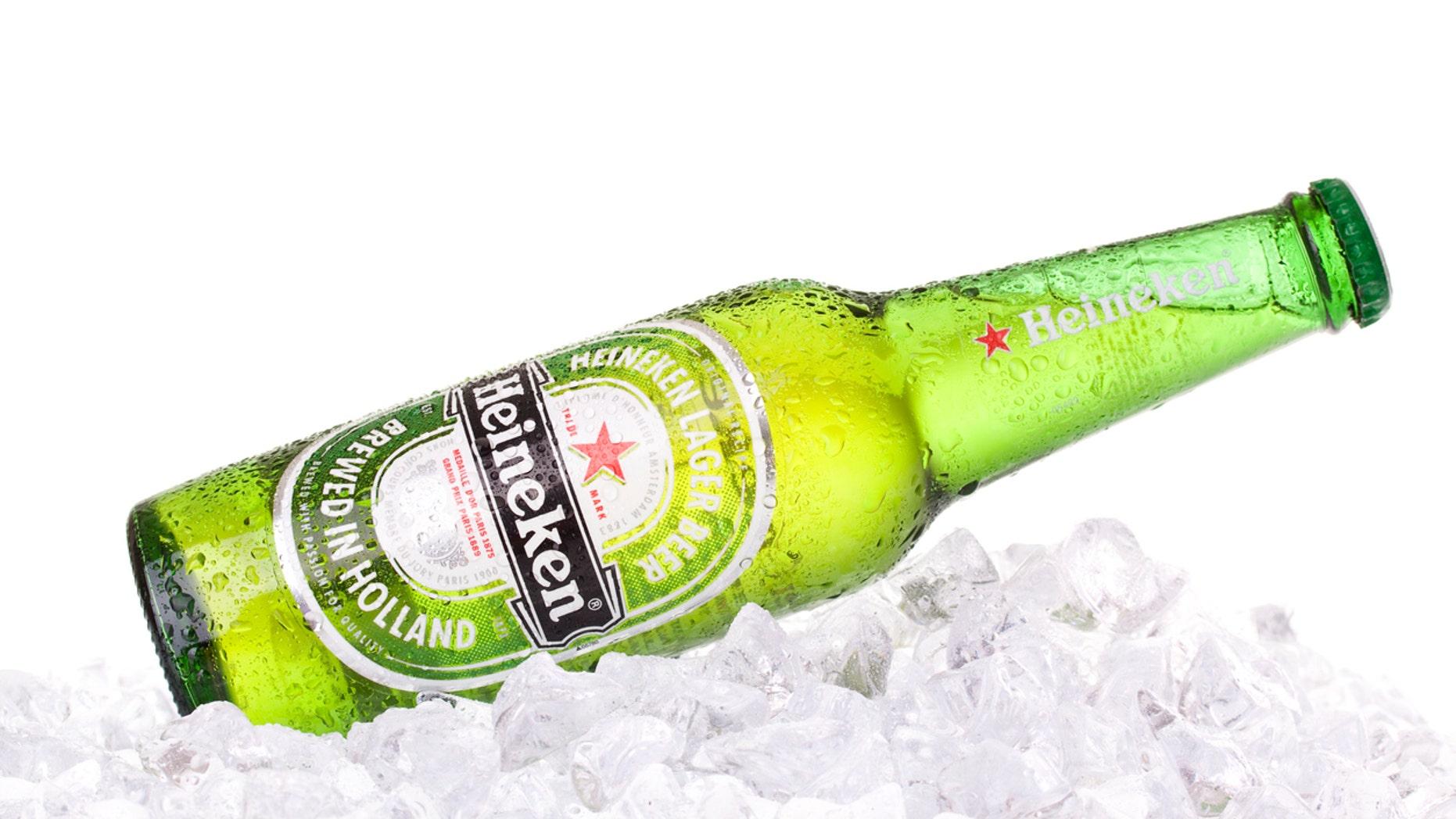 Heineken has removed a commercial after severe social media backlash.