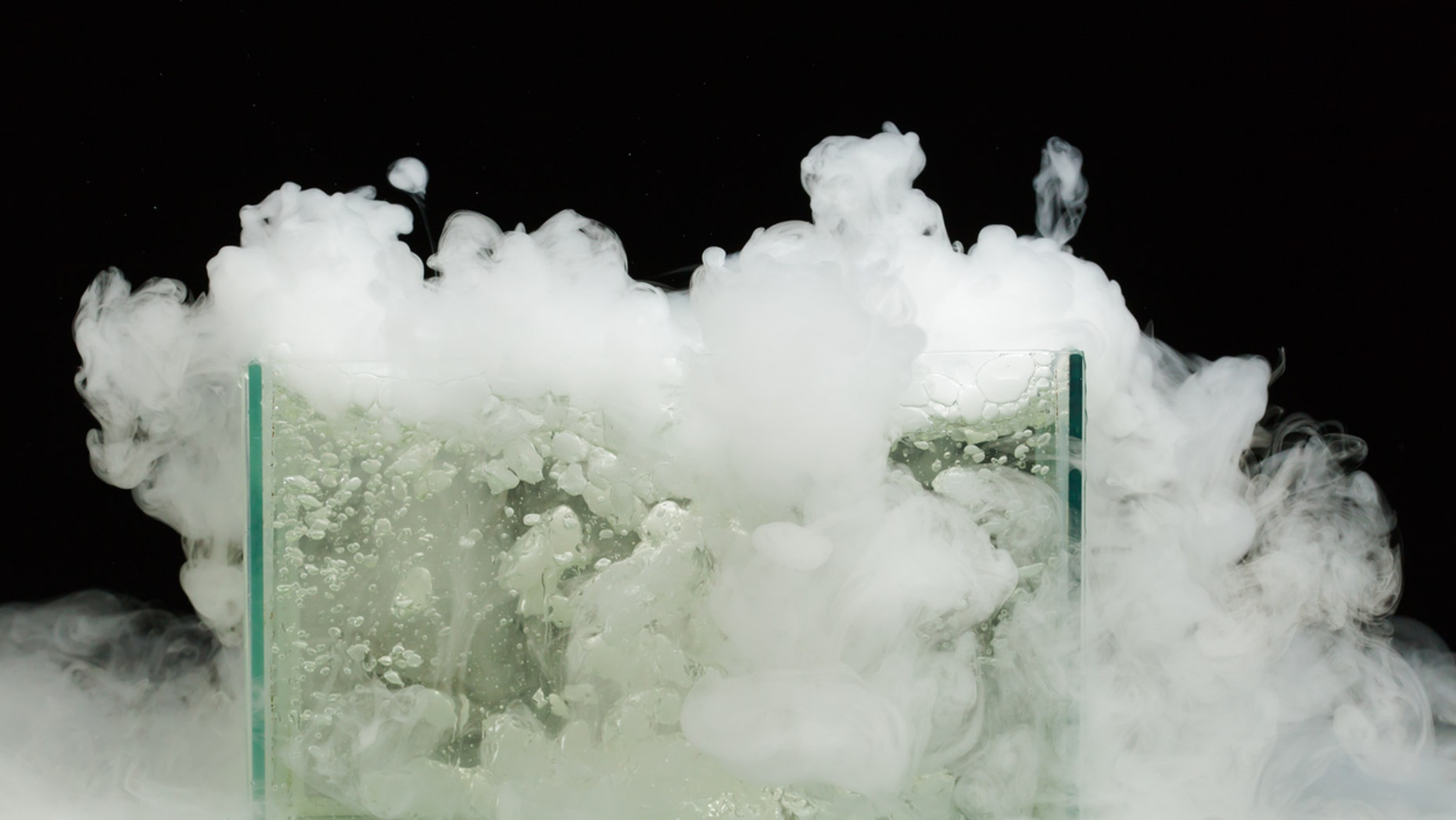 Dry ice is known for the eerie-looking vapor it produces, which is not usually dangerous. But in rare cases, it can be deadly.