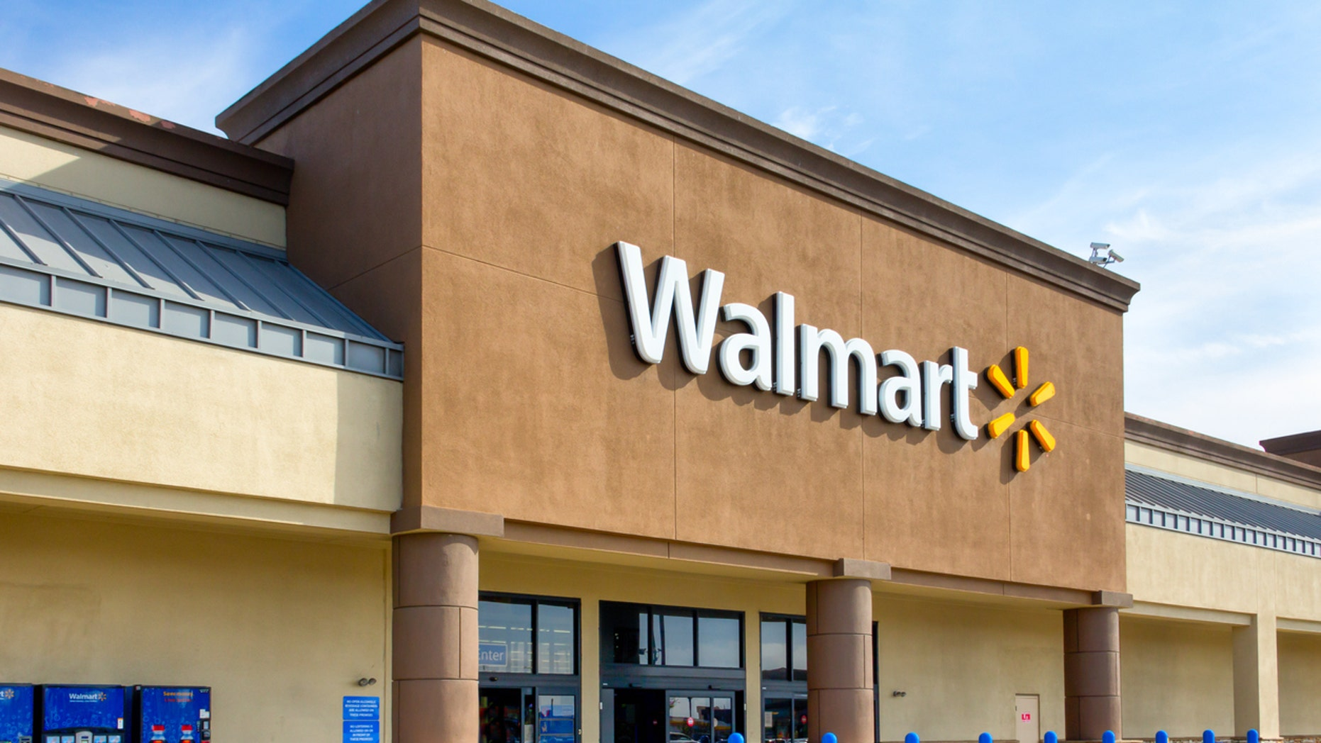 Walmart's efforts to reduce their waste outshone their competitors, earning them a B rating. No supermarket received an A.