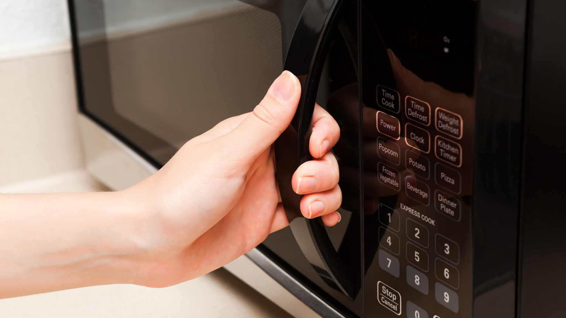 A microwave does not cook food evenly, which often means that any bacteria present in the reheated foods will survive.