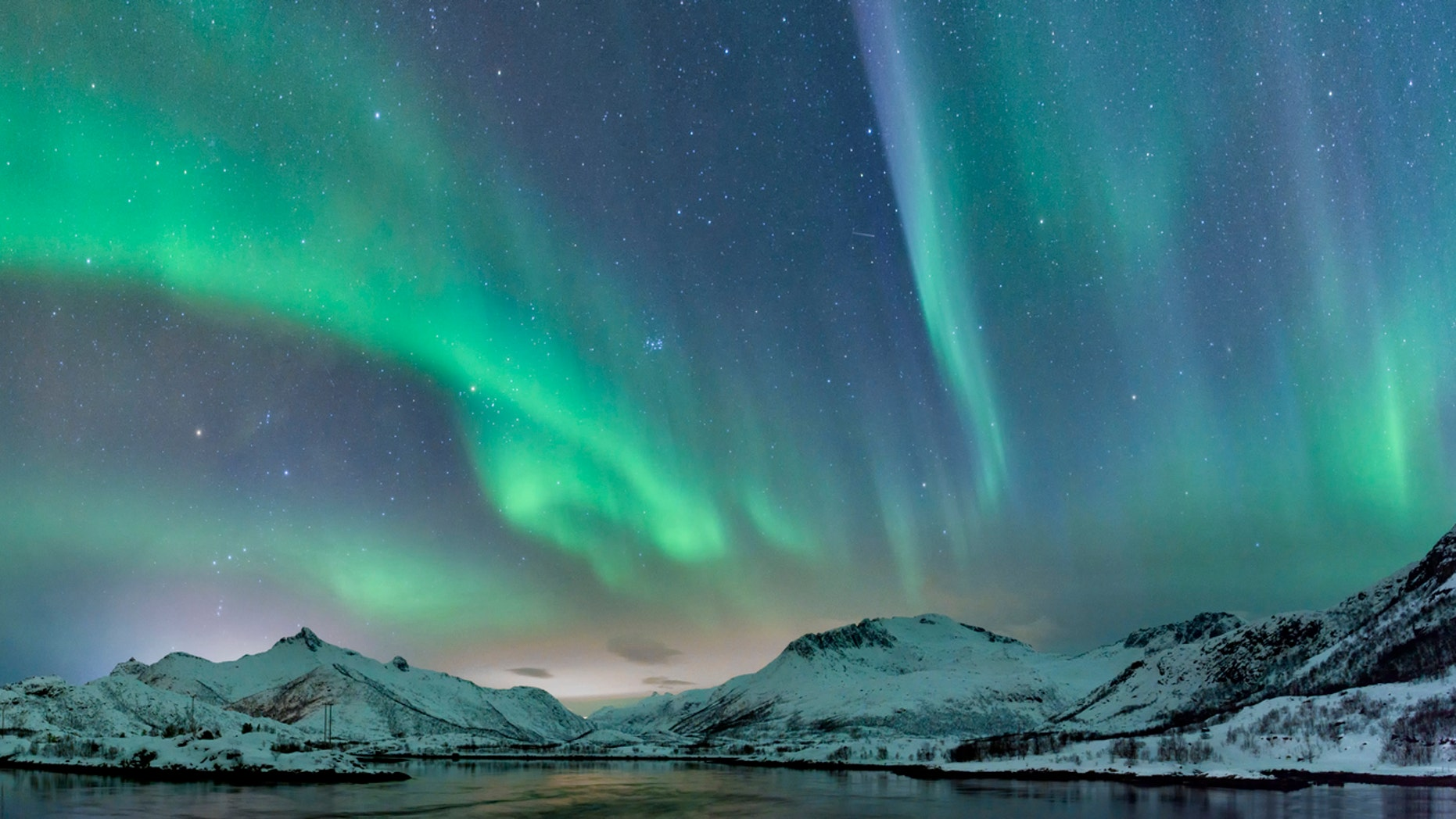 Northern Lights may make rare appearance across United States.