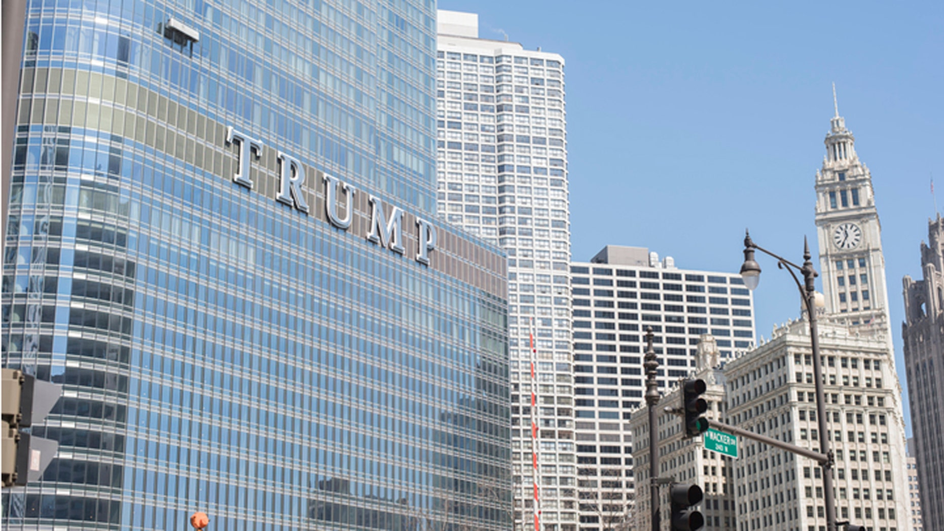 A woman claims she was offered a great rate at the Trump Hotel in Chicago — only to have the deal fall through.