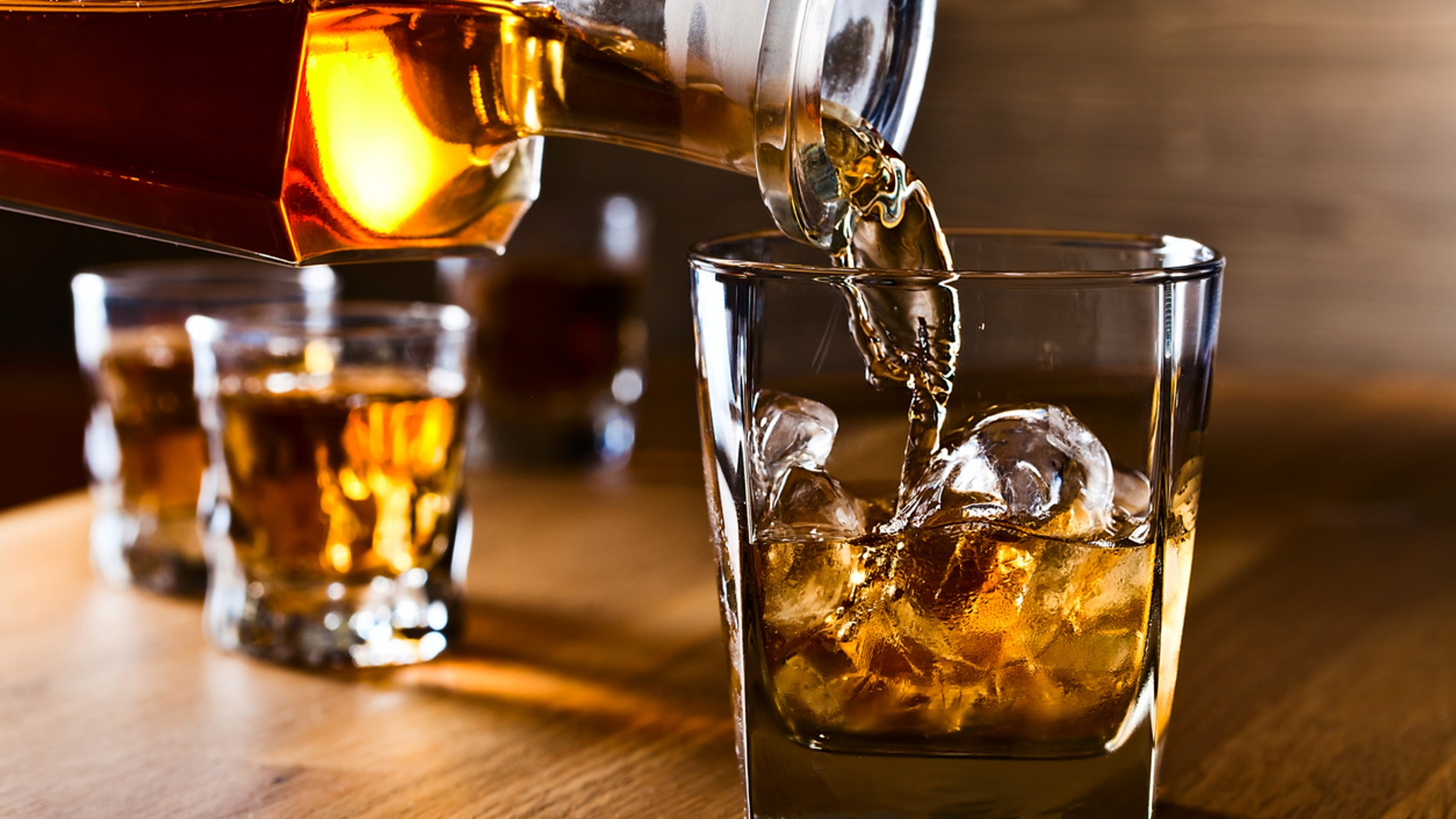 Whisky drinking centenarian credits her daily shot for her long life.