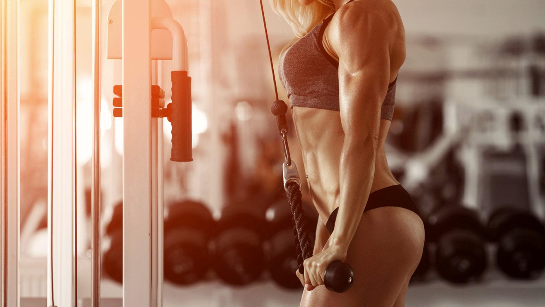 An Australian bodybuilder's protein-heavy diet led to her death.