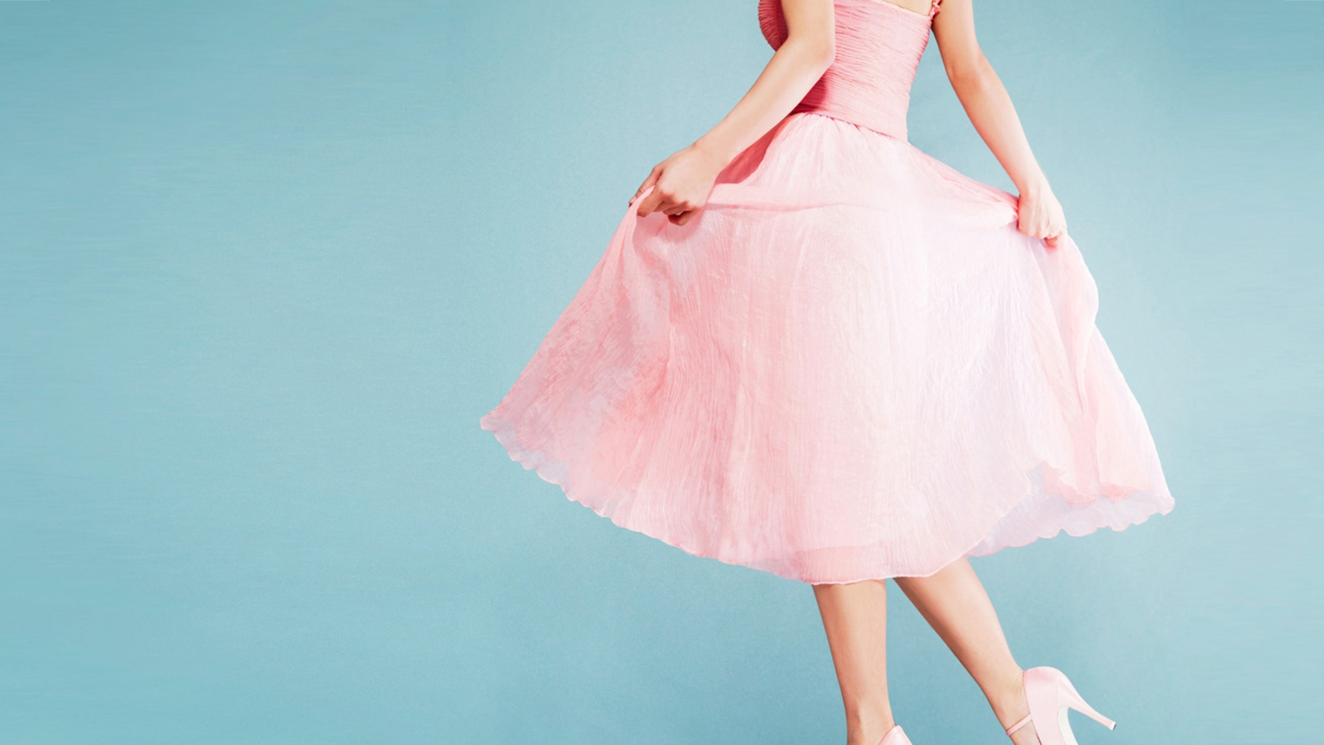 A woman on Facebook may have tried to scam her way into a free dress in the weirdest way.