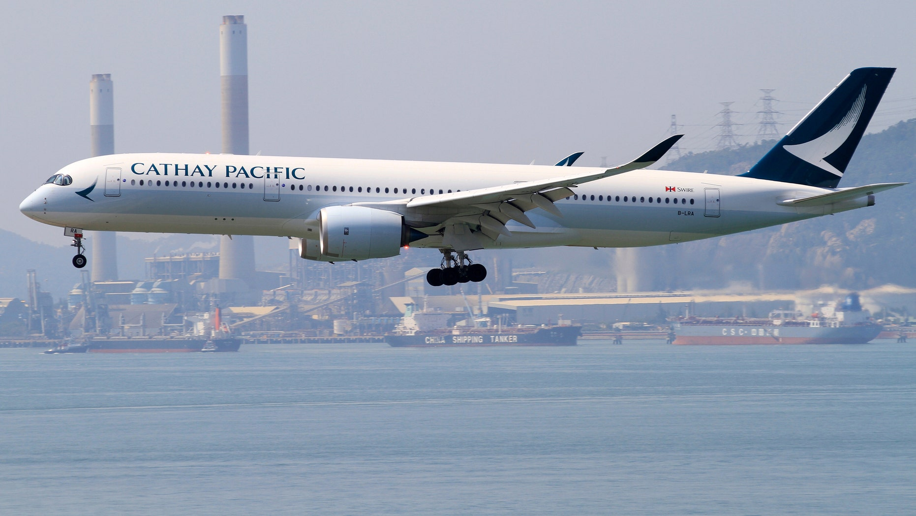 German aviation safety firm JACDEC has ranked Hong Kong's Cathay Pacific as the world's safest airline.