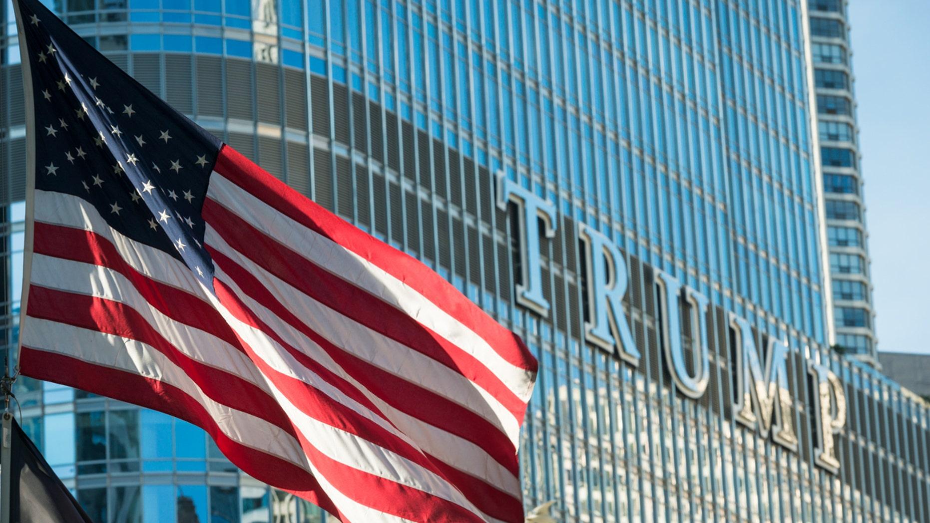 Trump Hotels Chicago restaurant is getting slammed on social media.