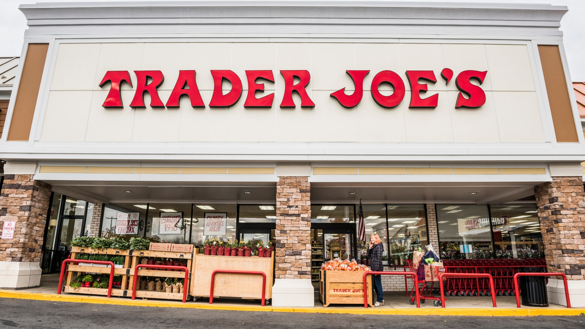 The salads and wraps were sold at popular stores such as Trader Joe's, Walgreen's, and Kroger.
