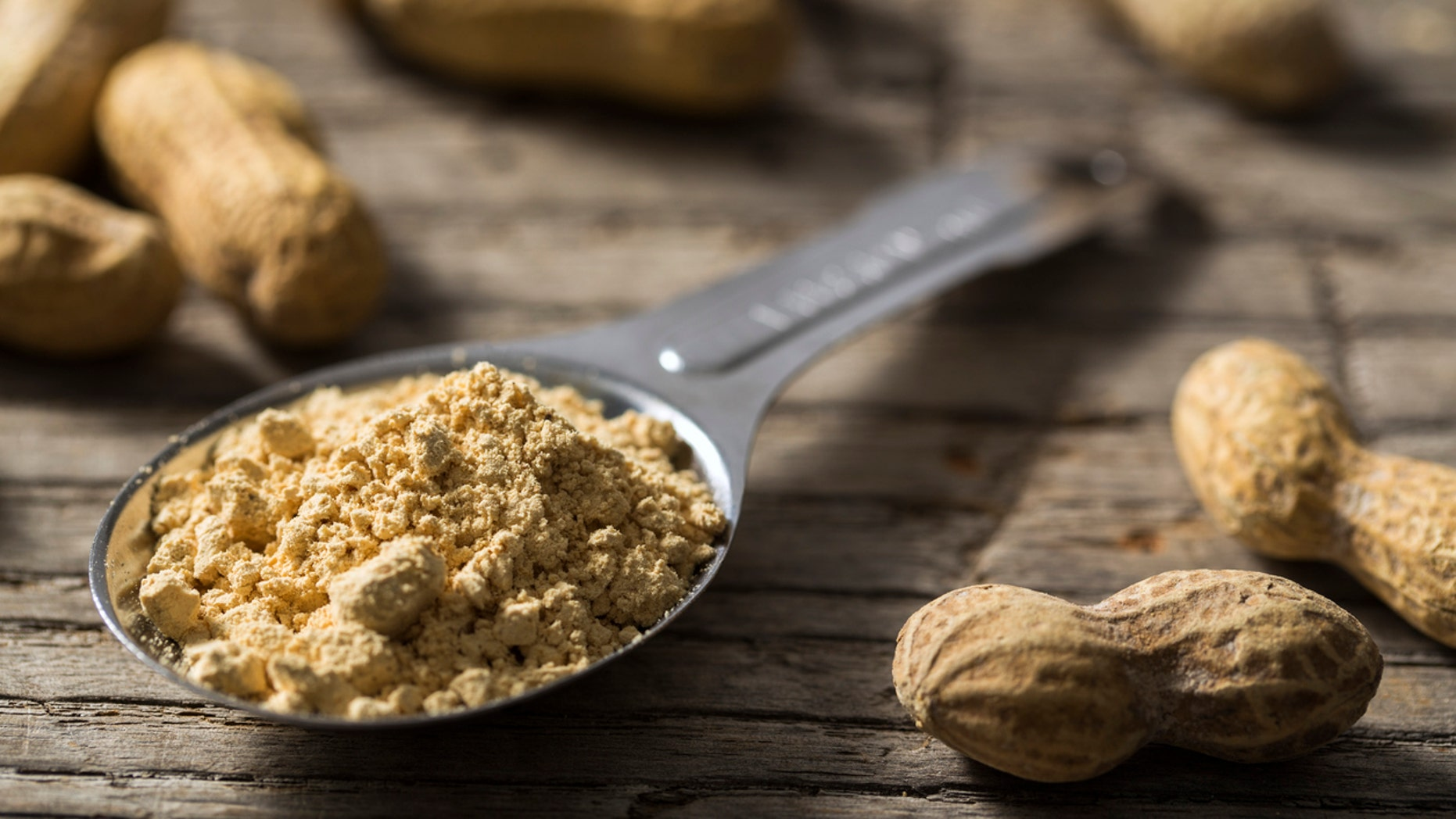 You should still always consult with your doctor before feeding your child peanut butter or peanut-containing products for the fist time