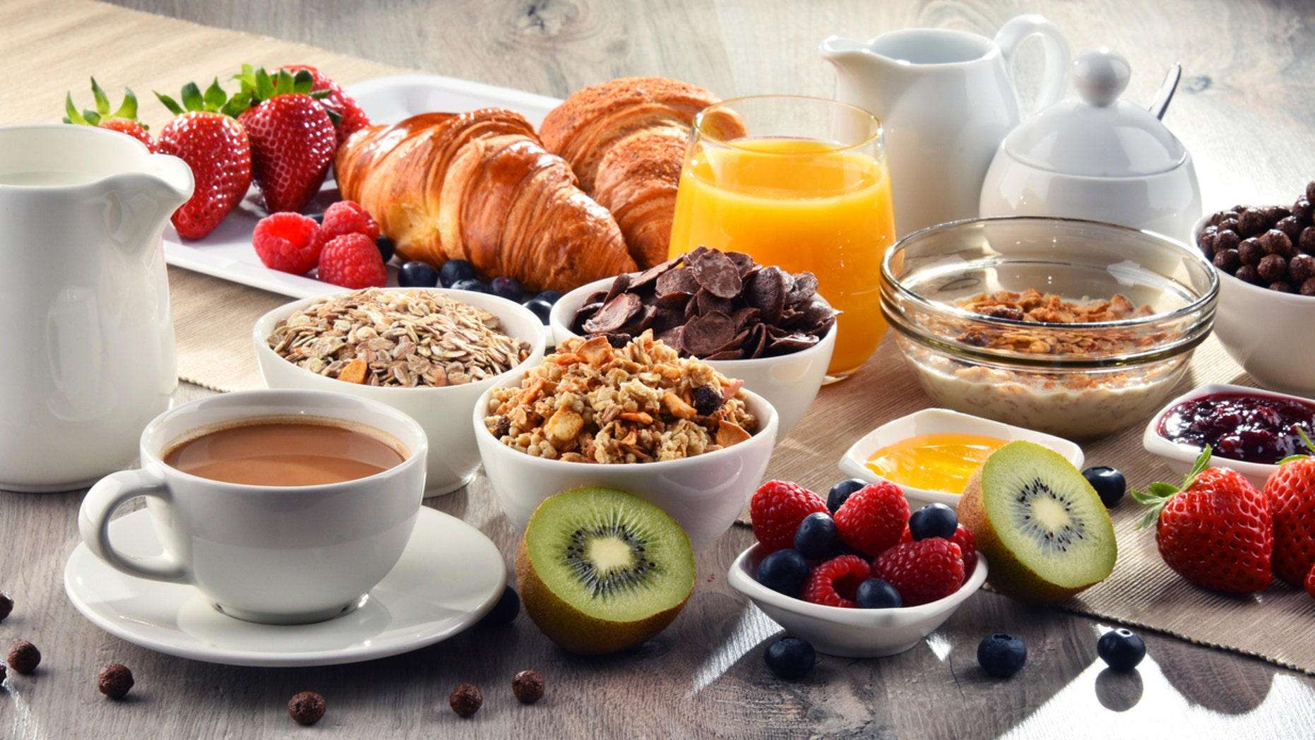 John Stossel: Breakfast Isn't The Most Important Meal Of
