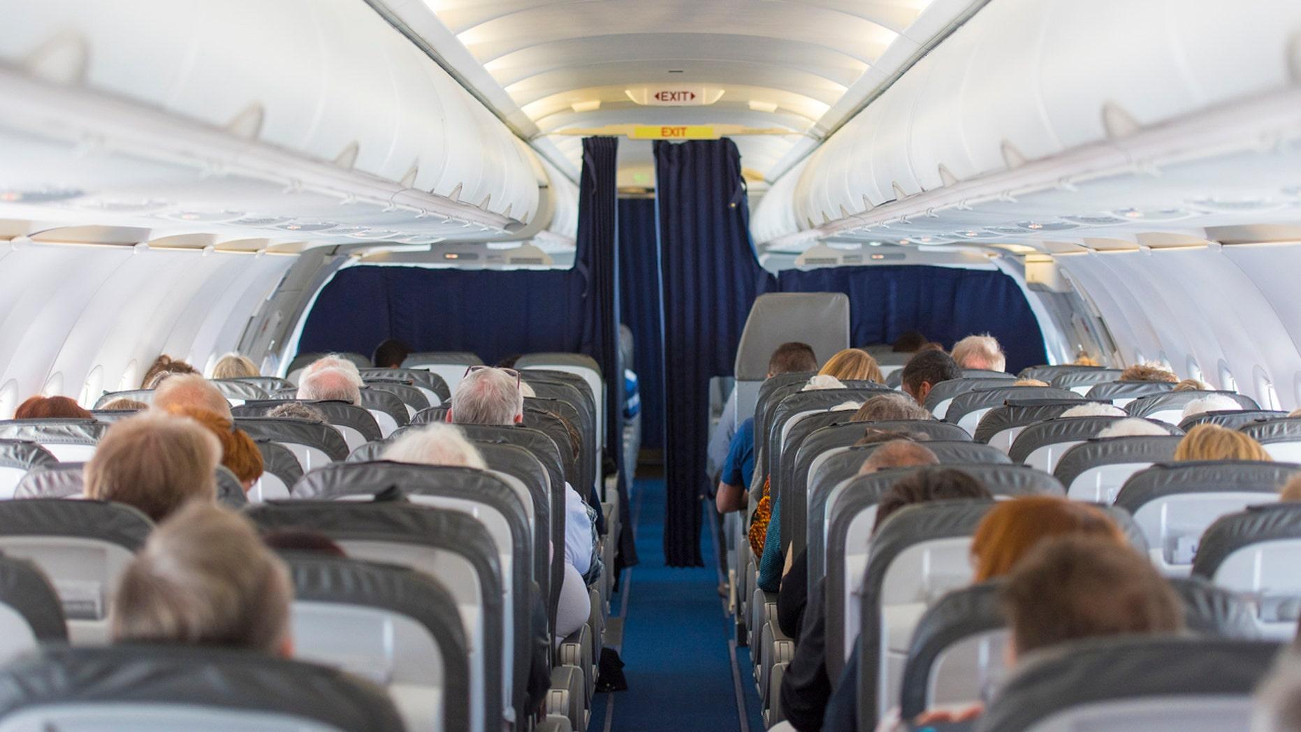 A Brazilian American got into a drunken brawl on a flight that resulted in her biting three flight attendants.