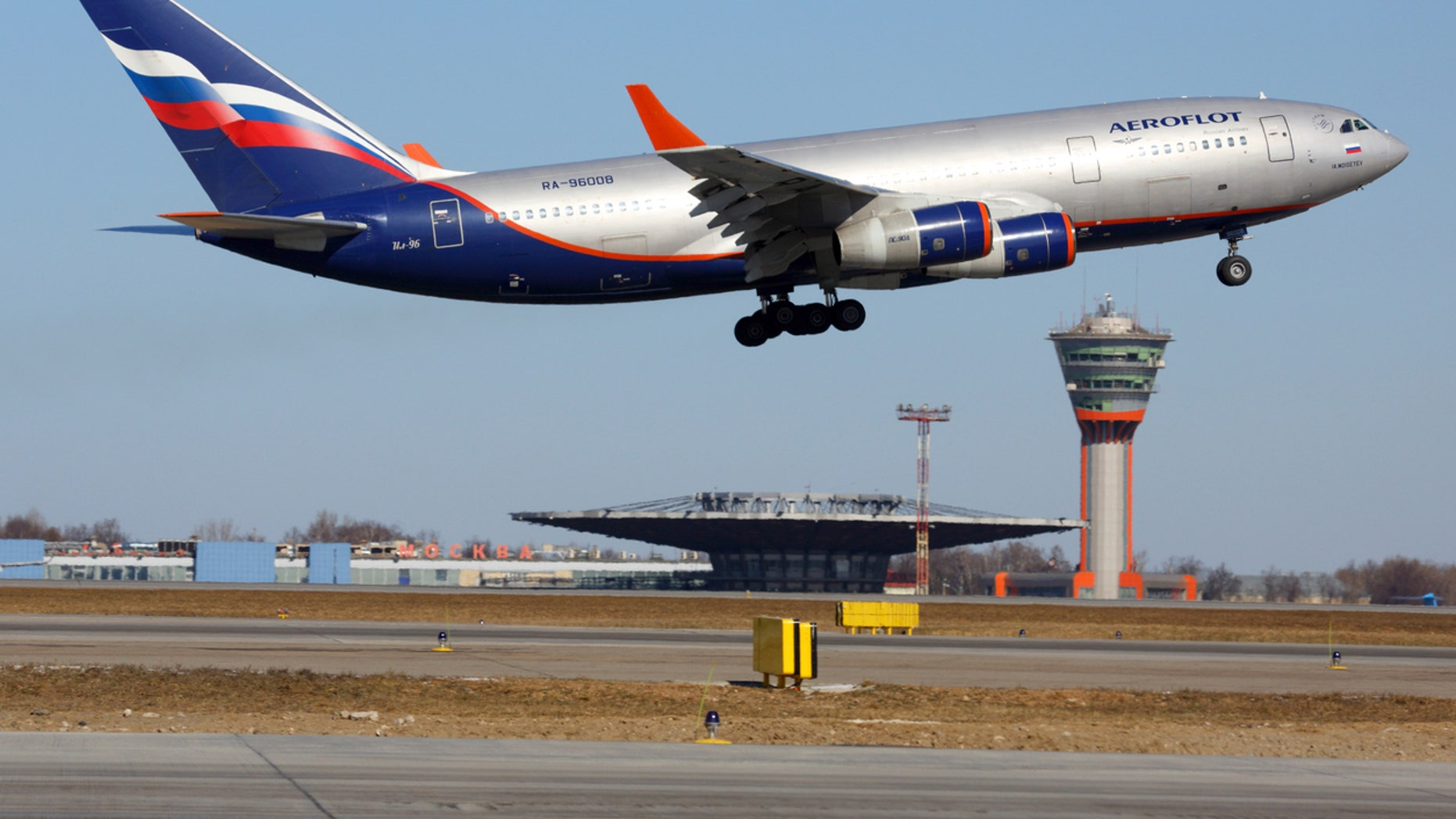 """Aeroflot staff reportedly threatened the group of U.S. citizens, all of Asian descent, that they would be """"deported"""" to India if they did not board the flight back to Delhi on their own."""