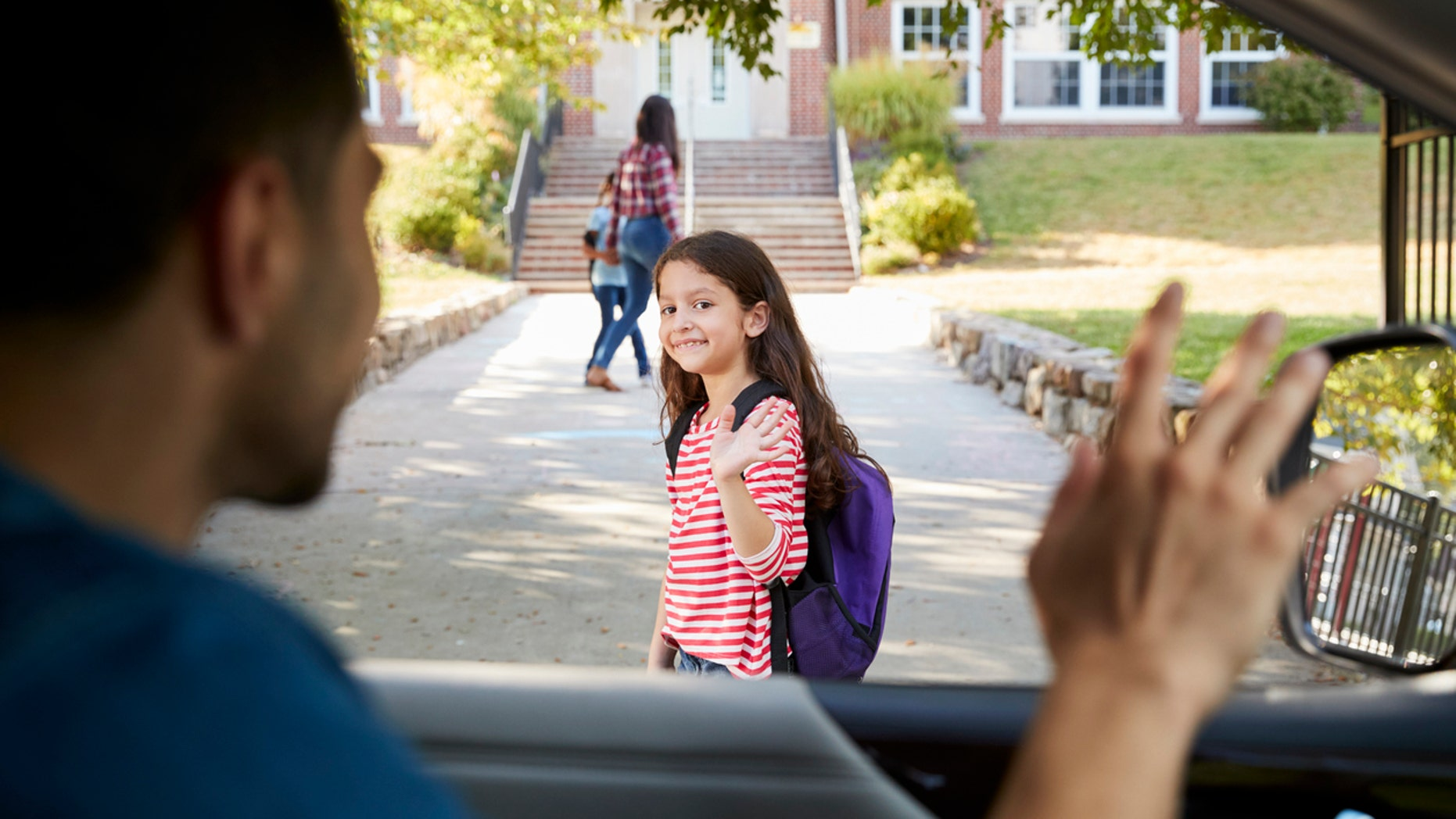 Parents were told that they'd be forking out around $2.60 per child for the on-site before school care if they dropped their kids off before 8:50 am.
