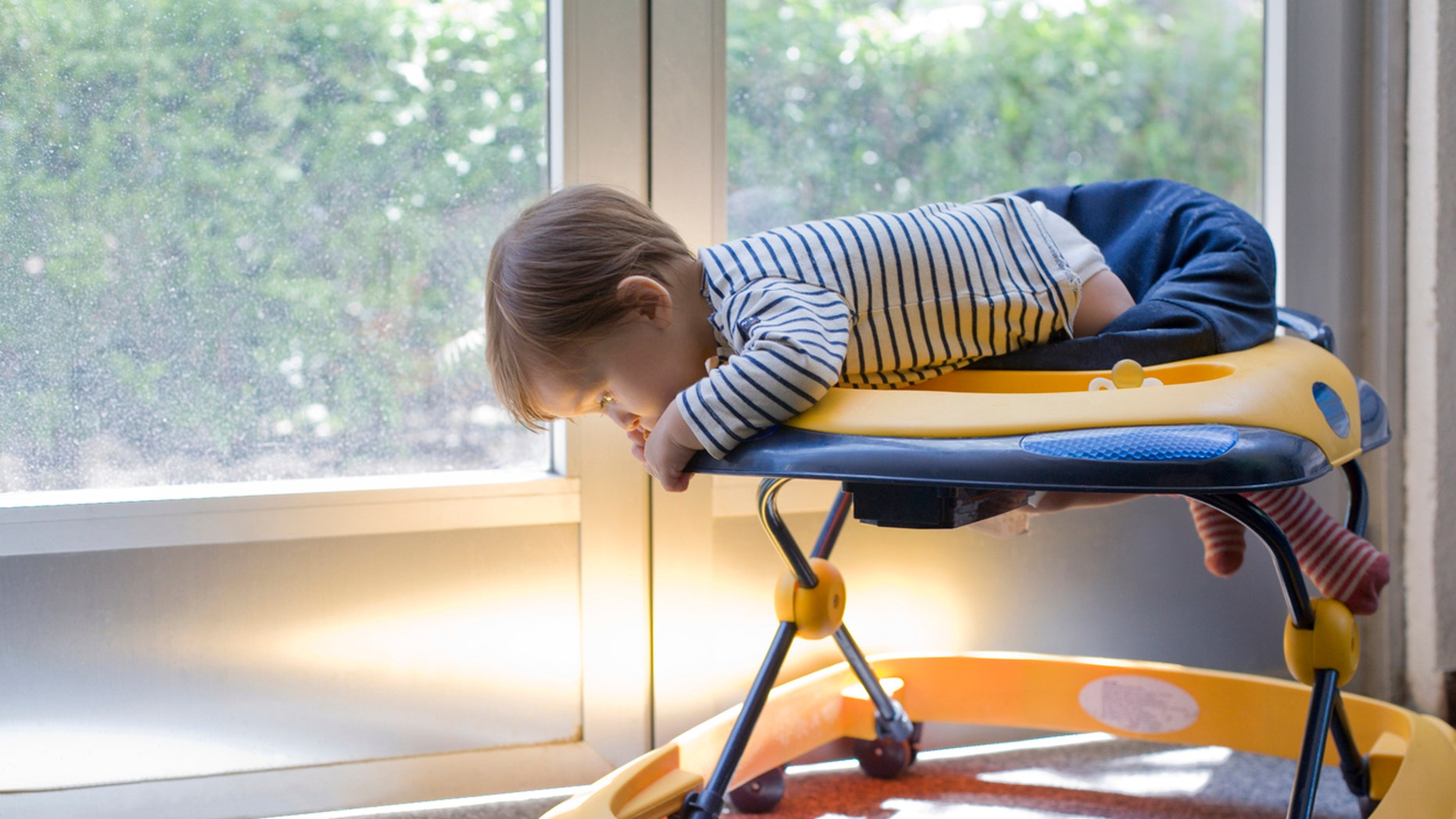 85f8b5a2af95 Doctors push ban on baby walkers