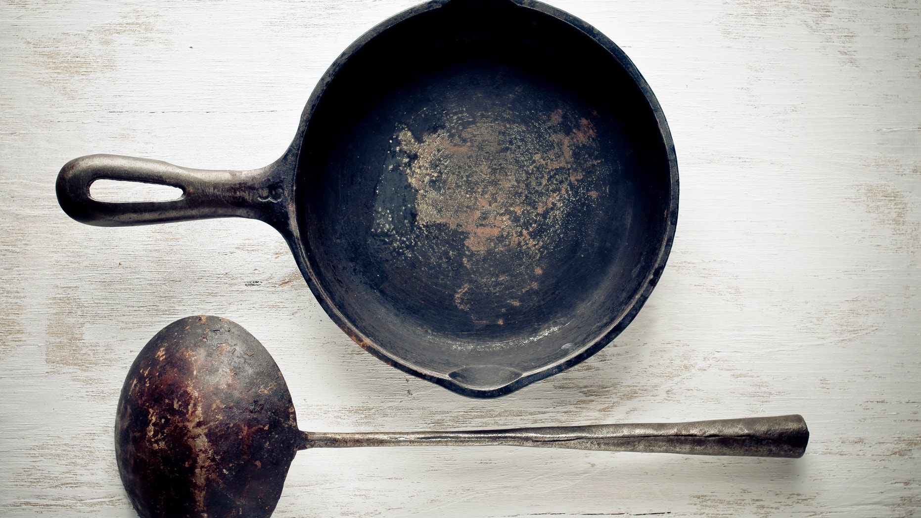 Is using rusty cookware really that big of a deal? | Fox News