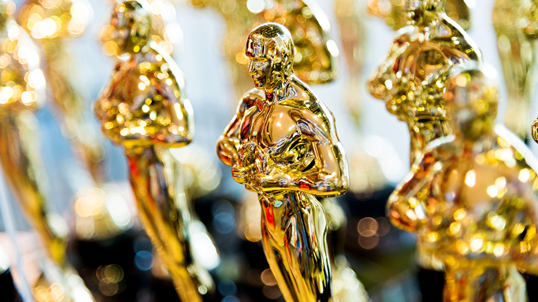 Gourmet chocolates, candies and beverages fill this year's swag bags at the 90th annual Academy Awards.