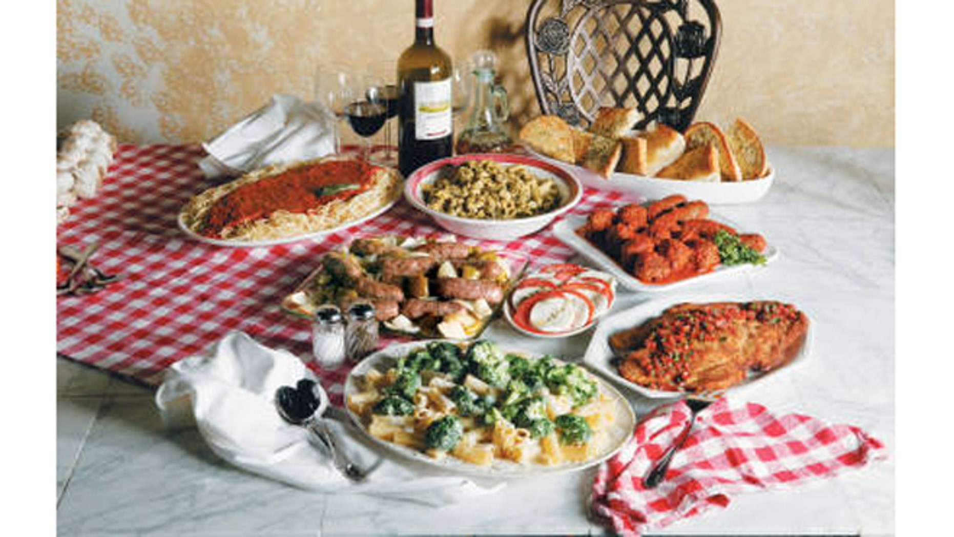 25 Best Restaurants In Italy Fox News