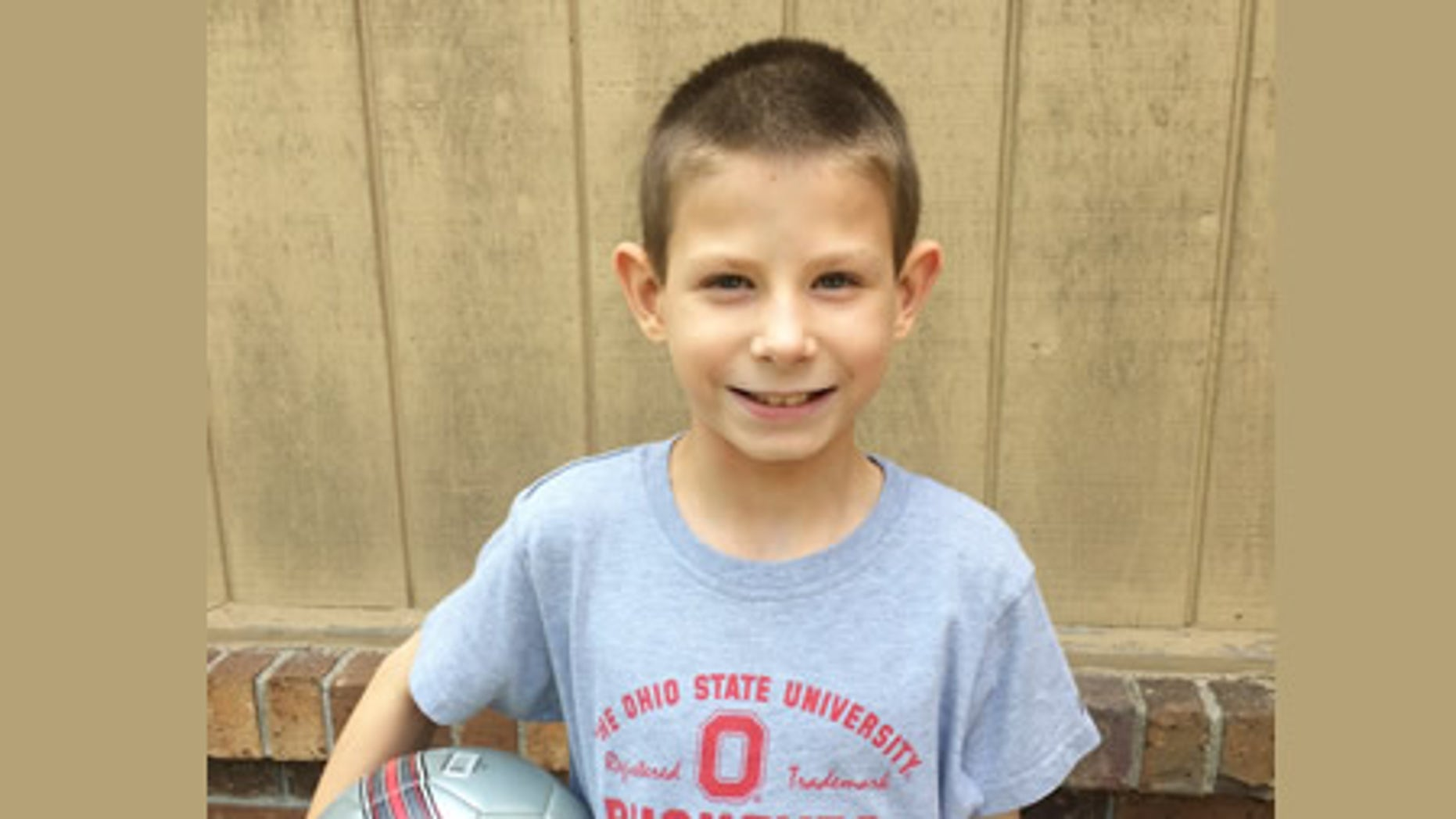 Ivan Applin, 10, wanted to be sure that his cardiac surgery wouldn't make his repaired heart root for Michigan over Ohio State.