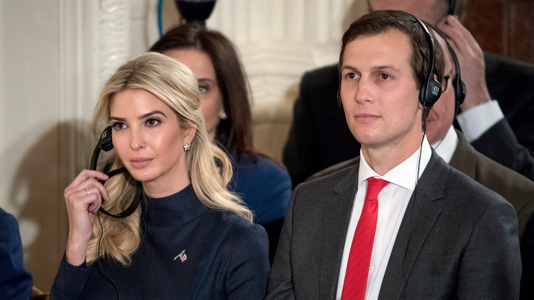 """President Donald Trump's senior adviser and Ivanka Trump's husband """"inadvertently omitted"""" more than 70 assets worth at least $10.6 million from his personal financial disclosure reports, according to revised paperwork released Friday, July 21, 2017."""