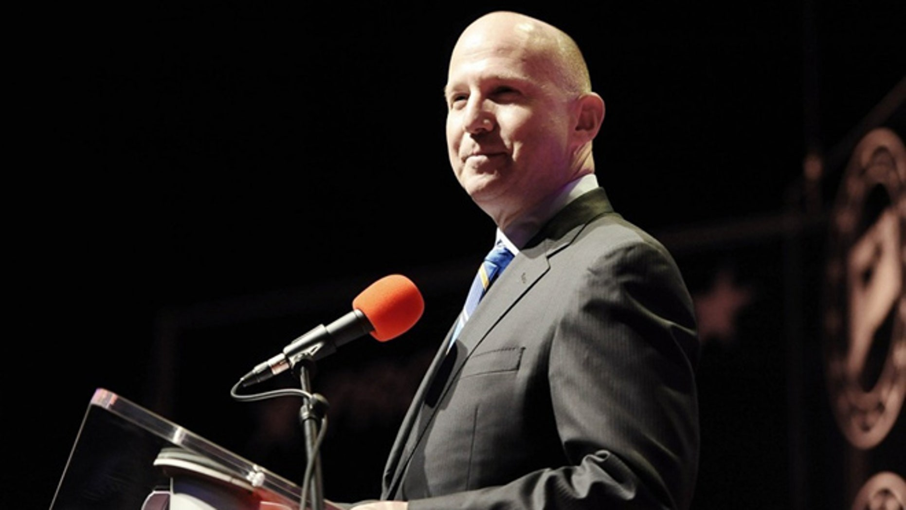 Governor Jack Markell, D-Del., is shown. (Associated Press)